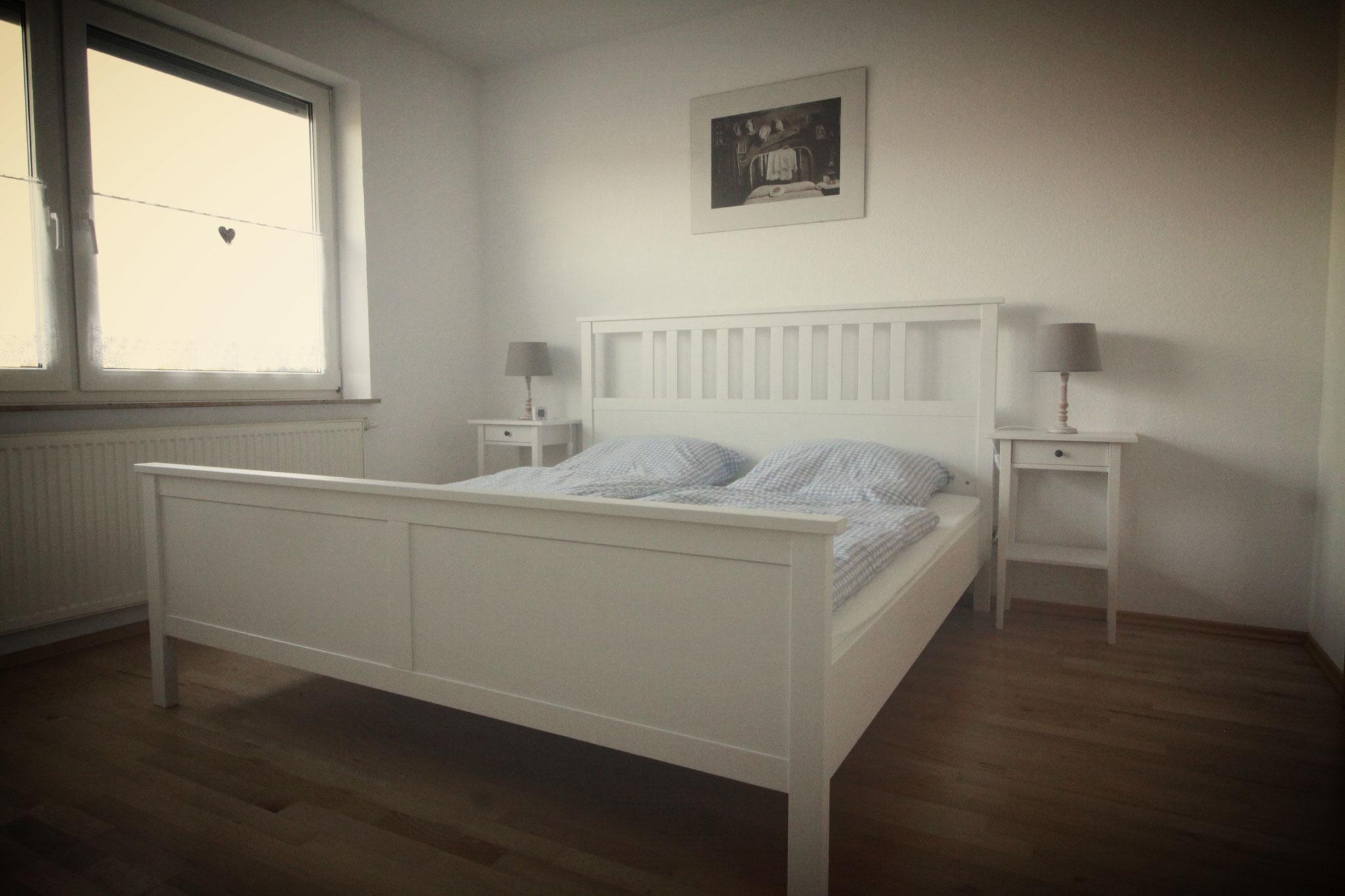 Schlafzimmer 1 (Doppelbett)