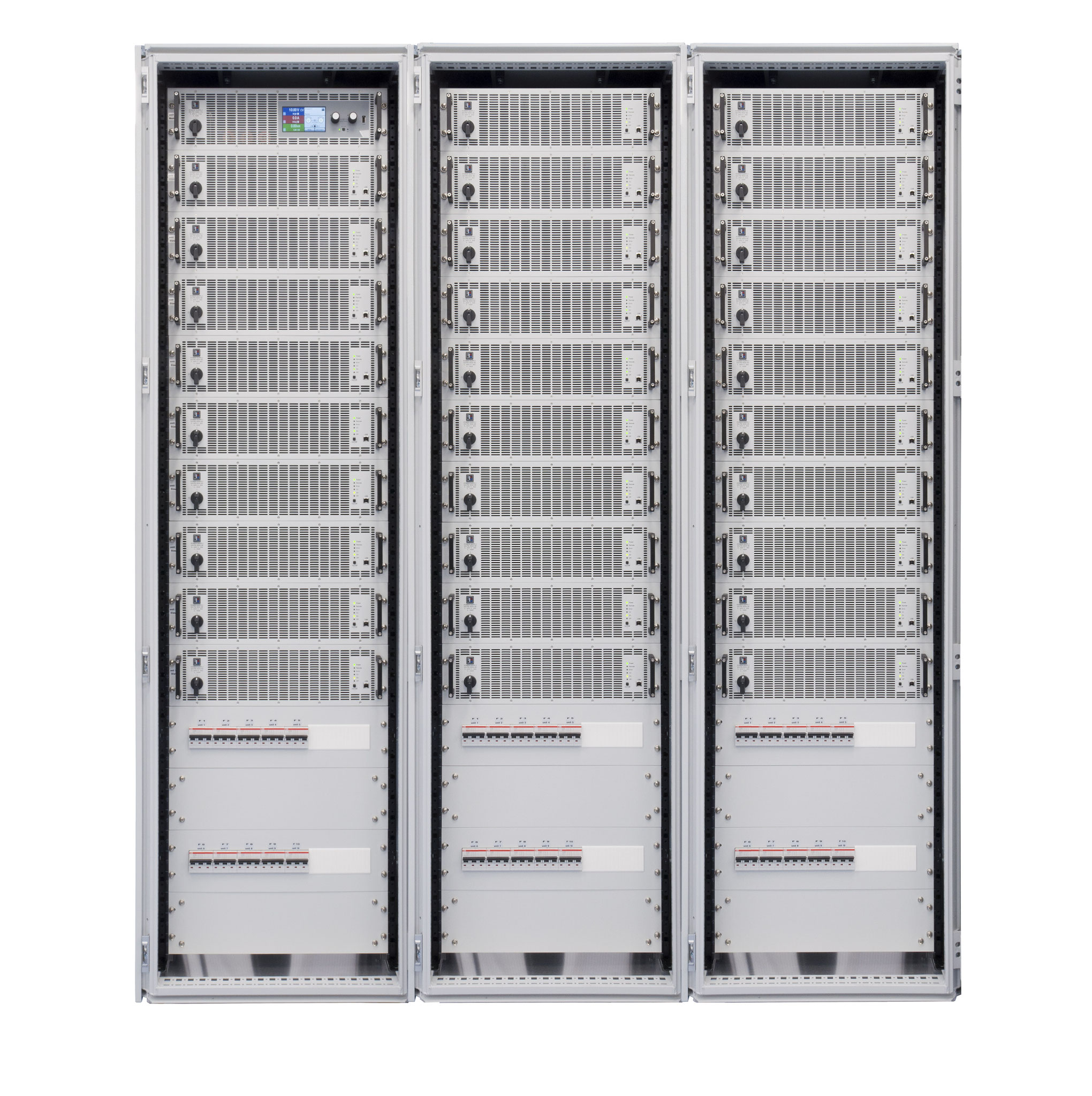 Systems and Power Racks
