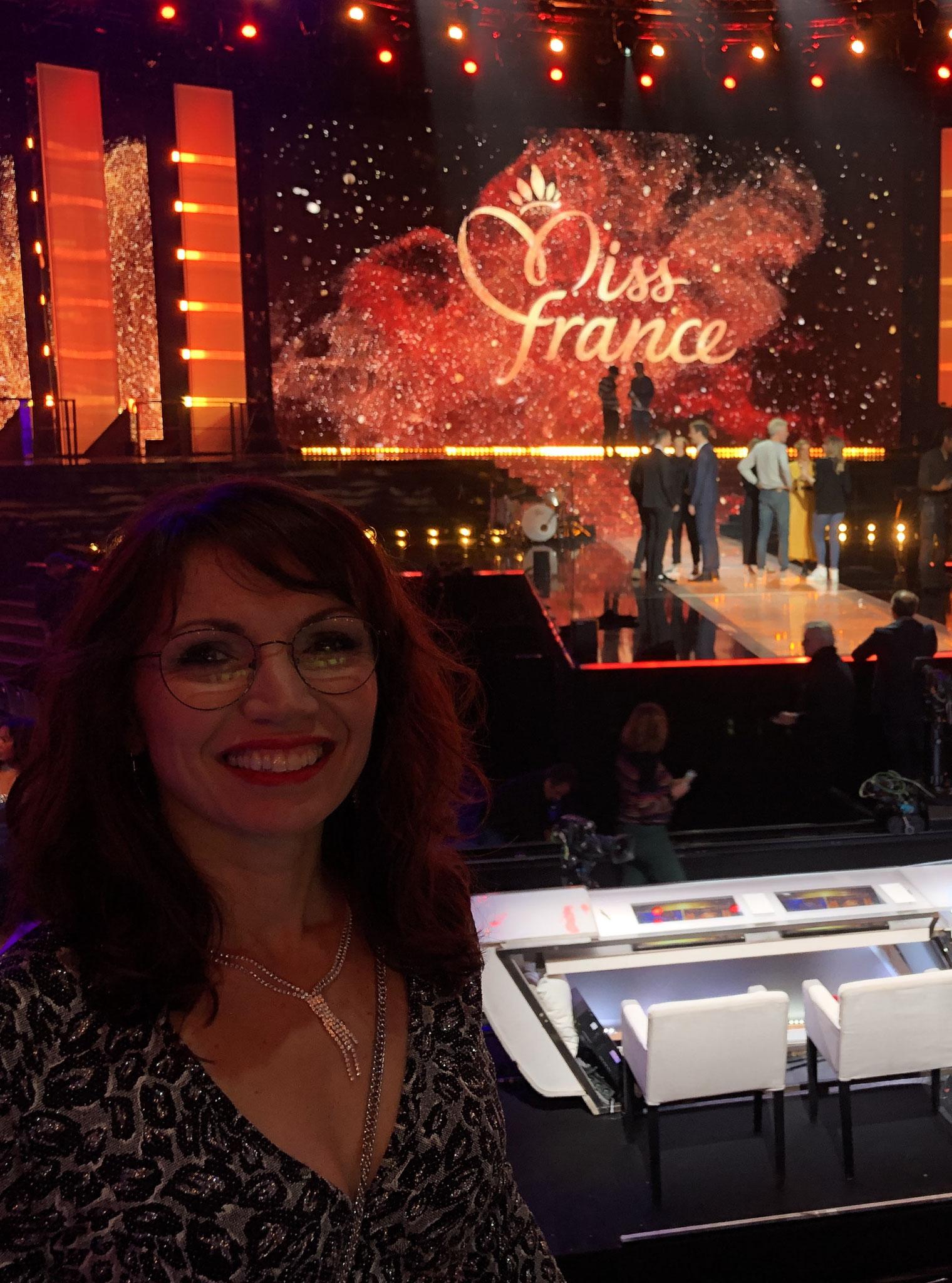 Election Miss France 2020 à Marseille
