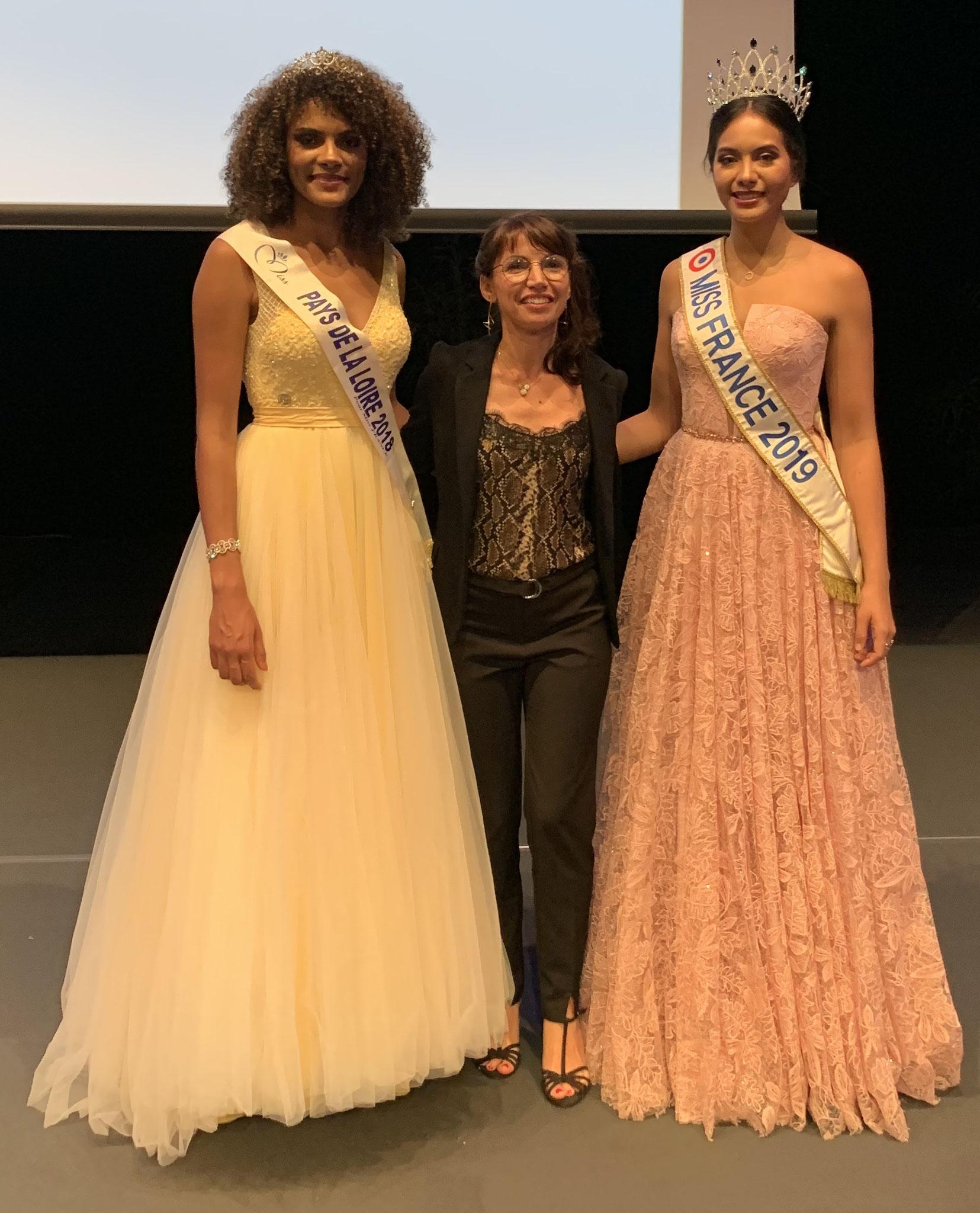 Election Miss Pays de la Loire 2019