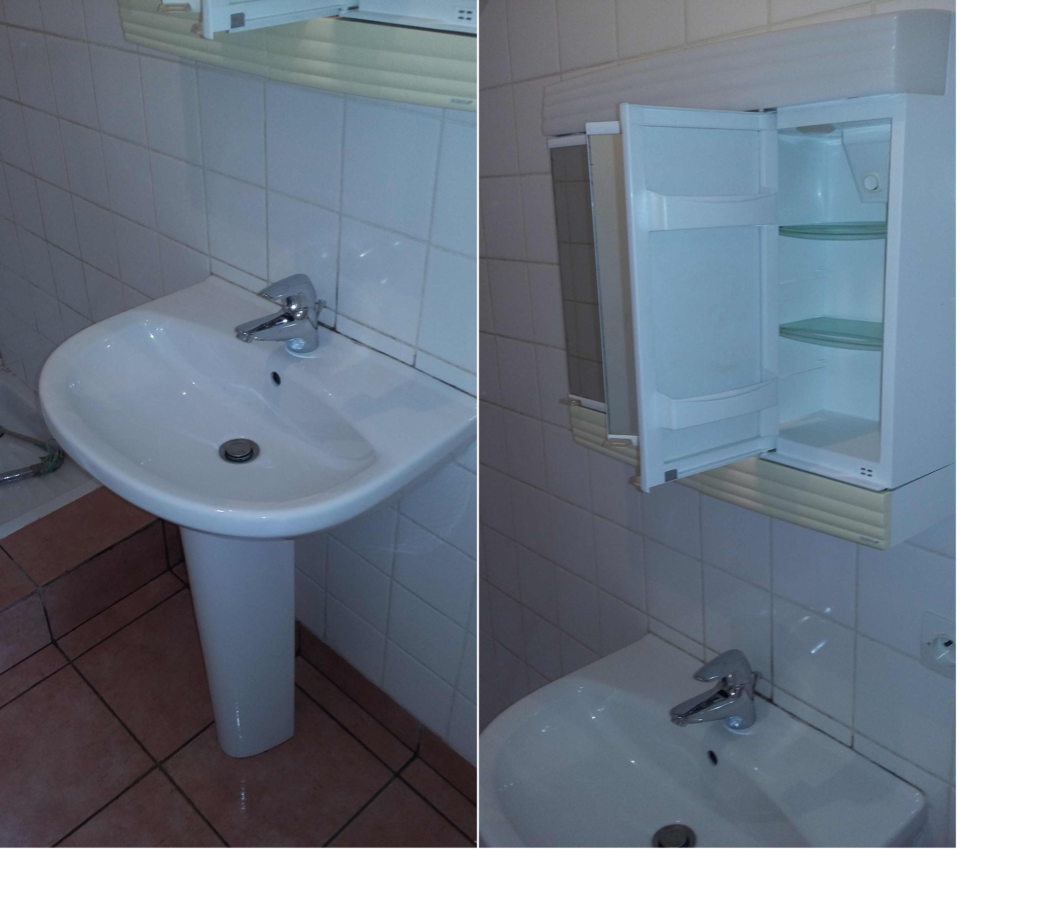 Nettoyage de salles de bains