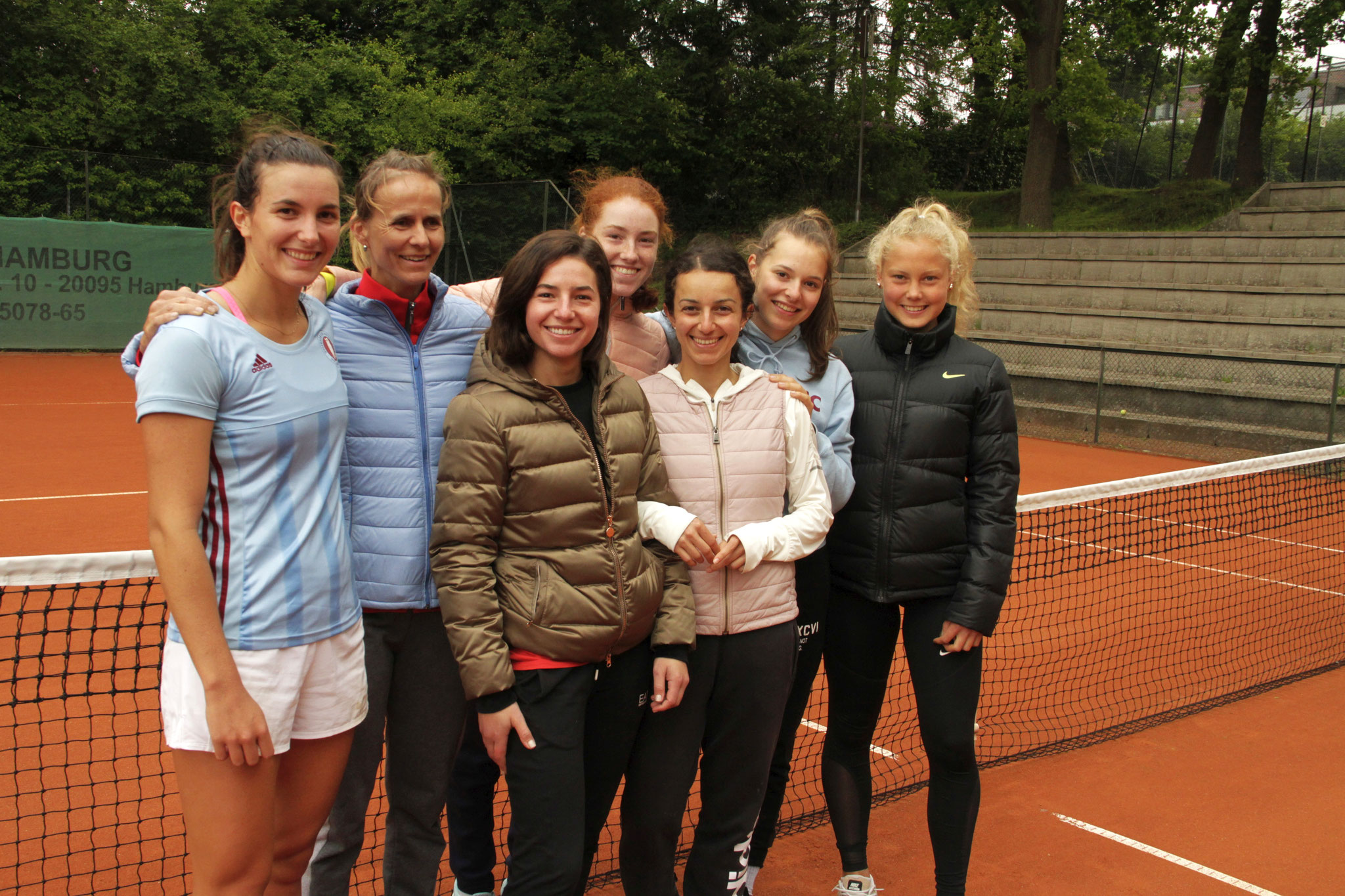 1. Damen UHC Tennis