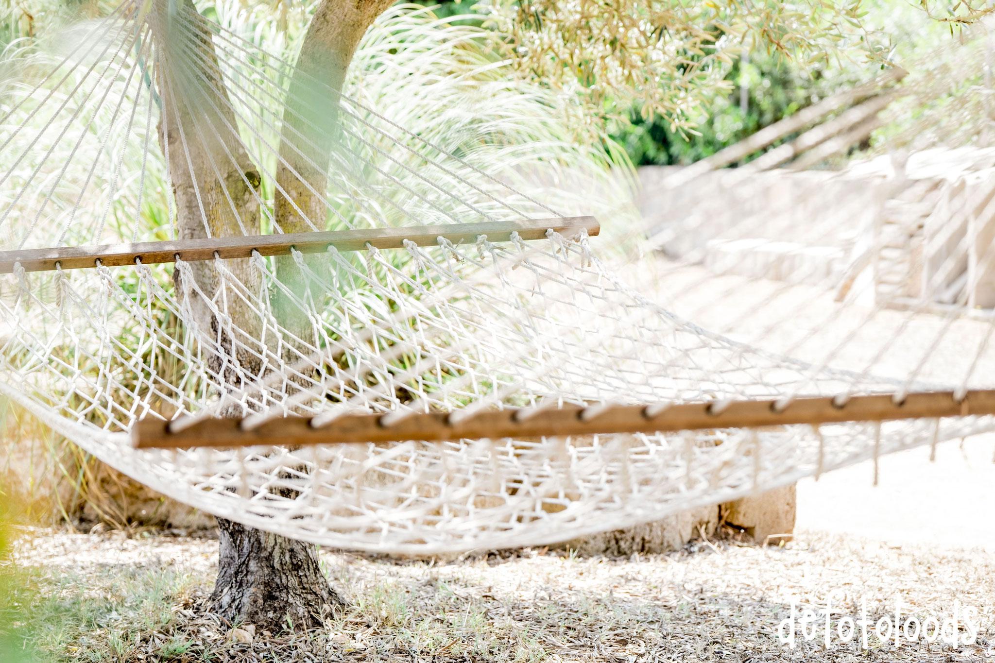 Ein Entspannungsplatz betrachtet durch die Linse von Merel