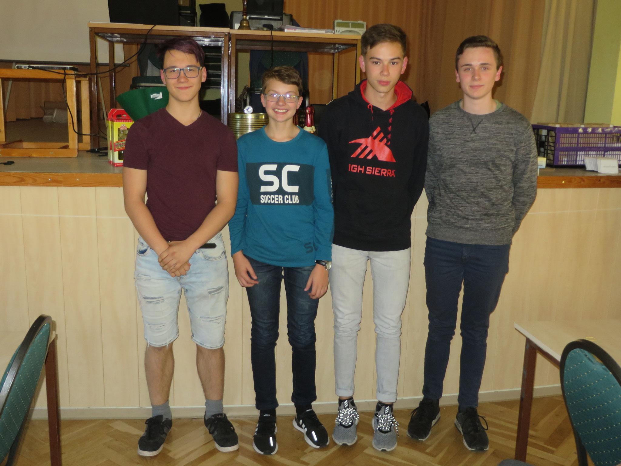 """Platz 8 : """"Futureboys"""" Niesky Oberland"""