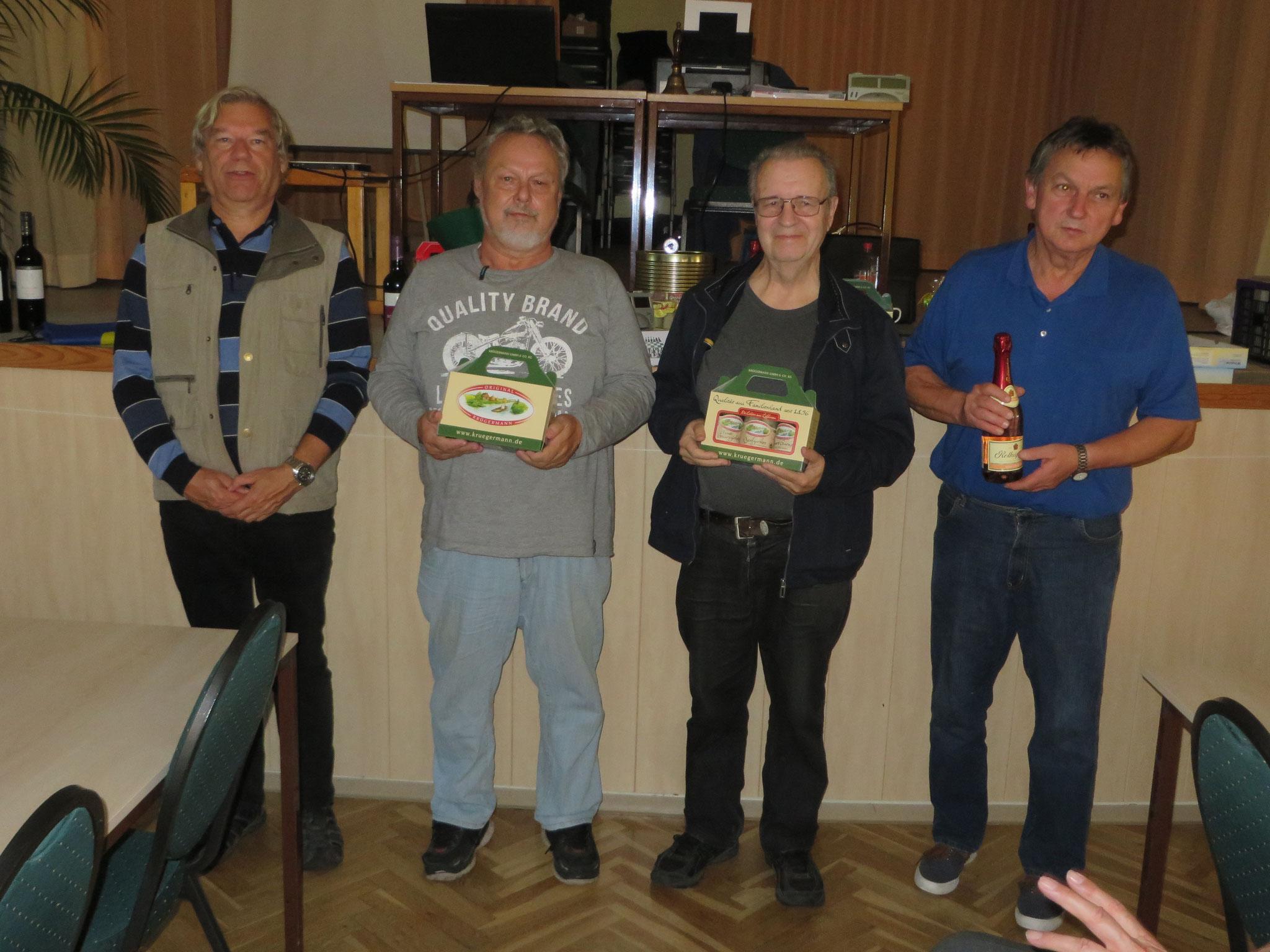 Platz 5 : SC Senioren Cottbus