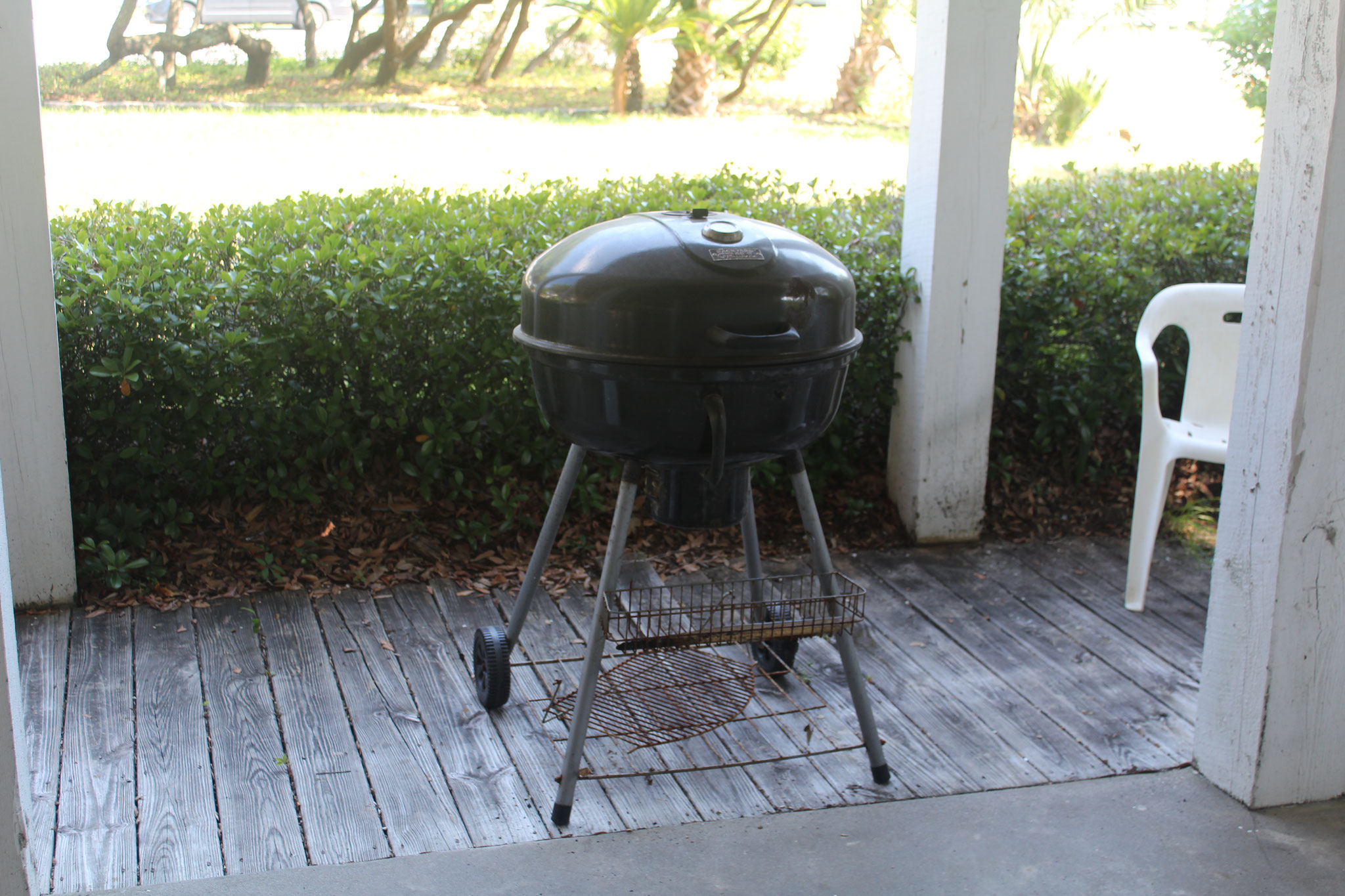 The grill.