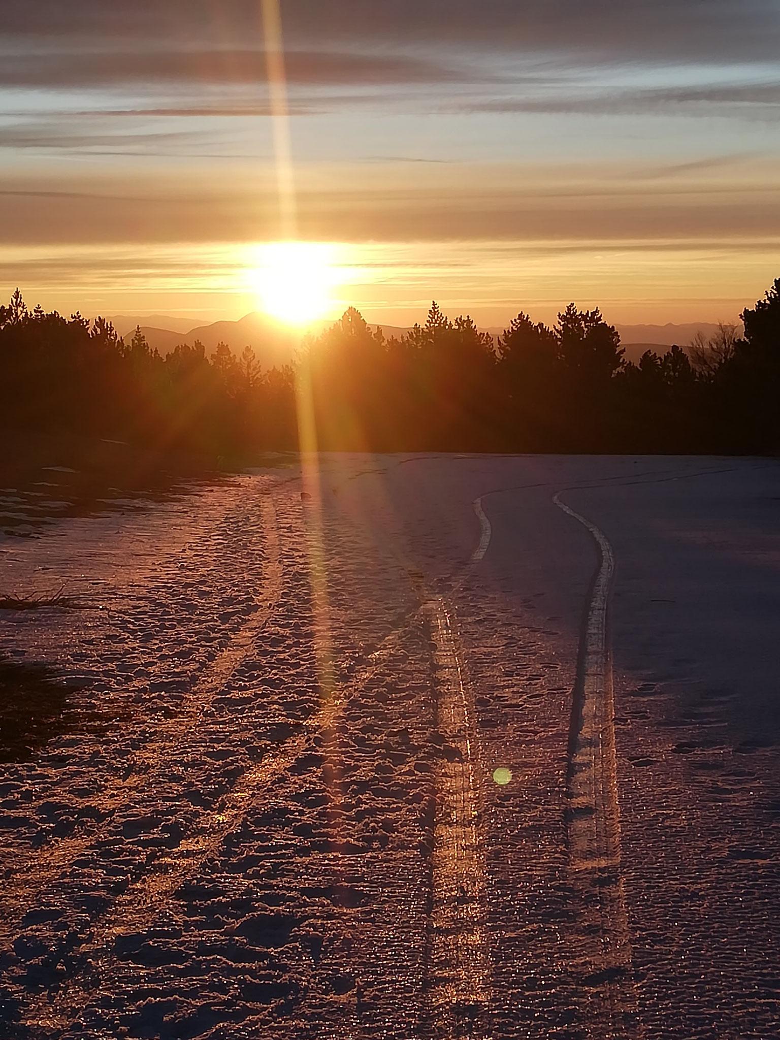15-Le soleil se lève, il va faire beau