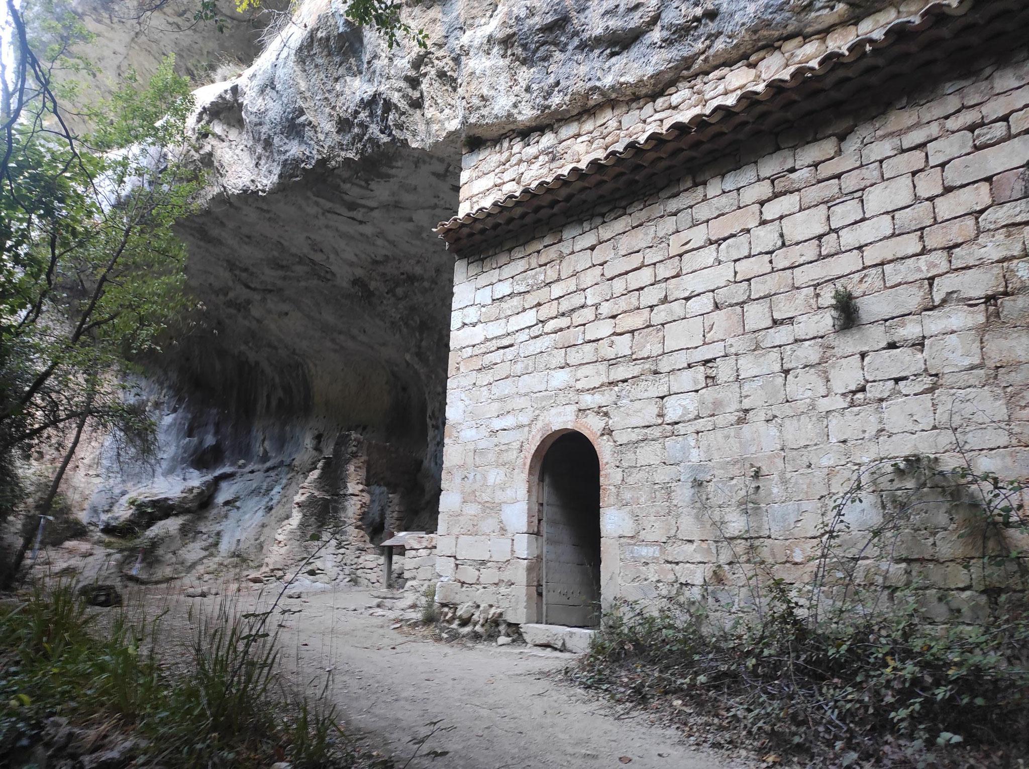18-La chapelle sous roche StMichel-de-Monieux
