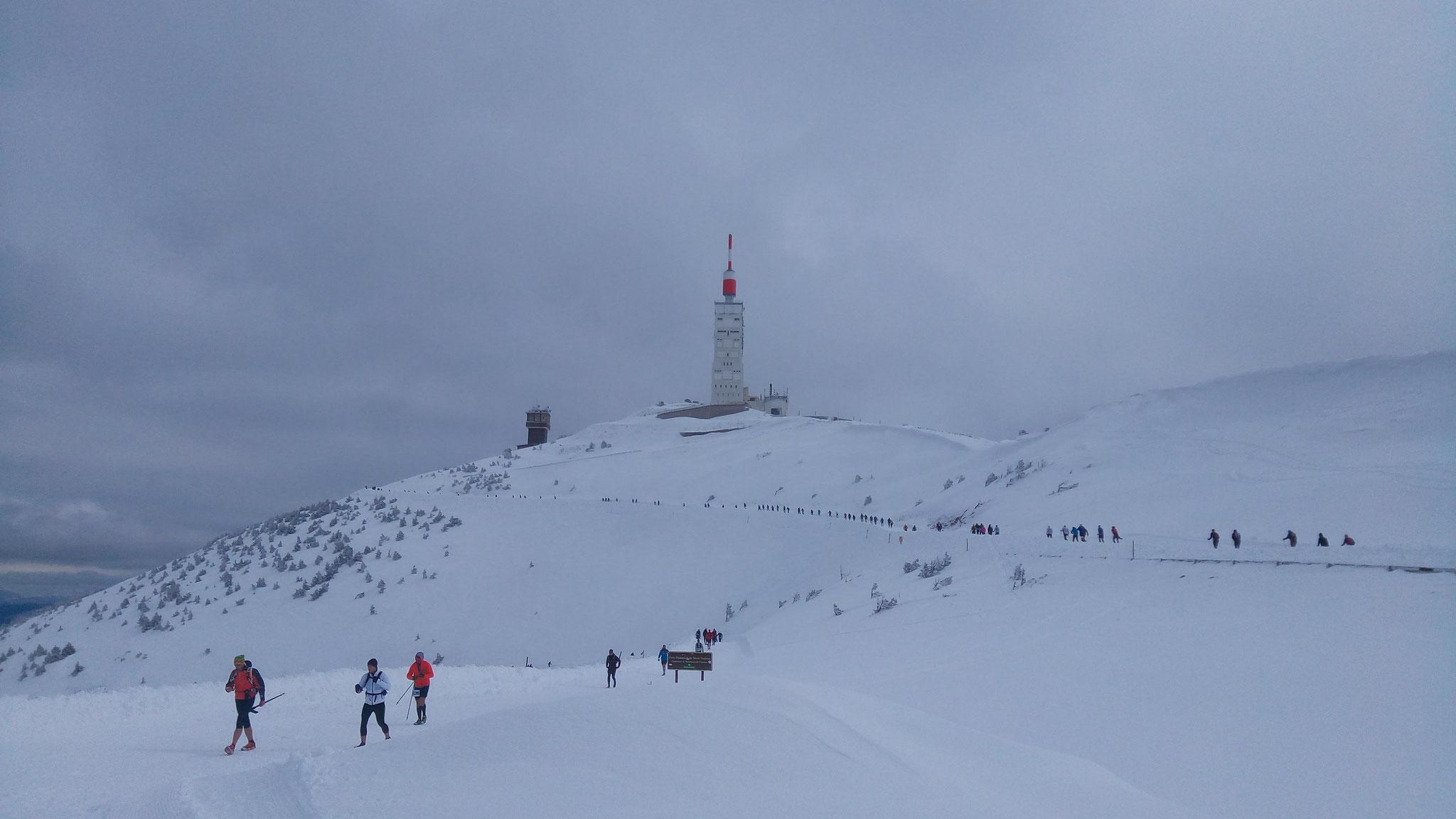 15-Le mythique sommet se rapproche, petit à petit..