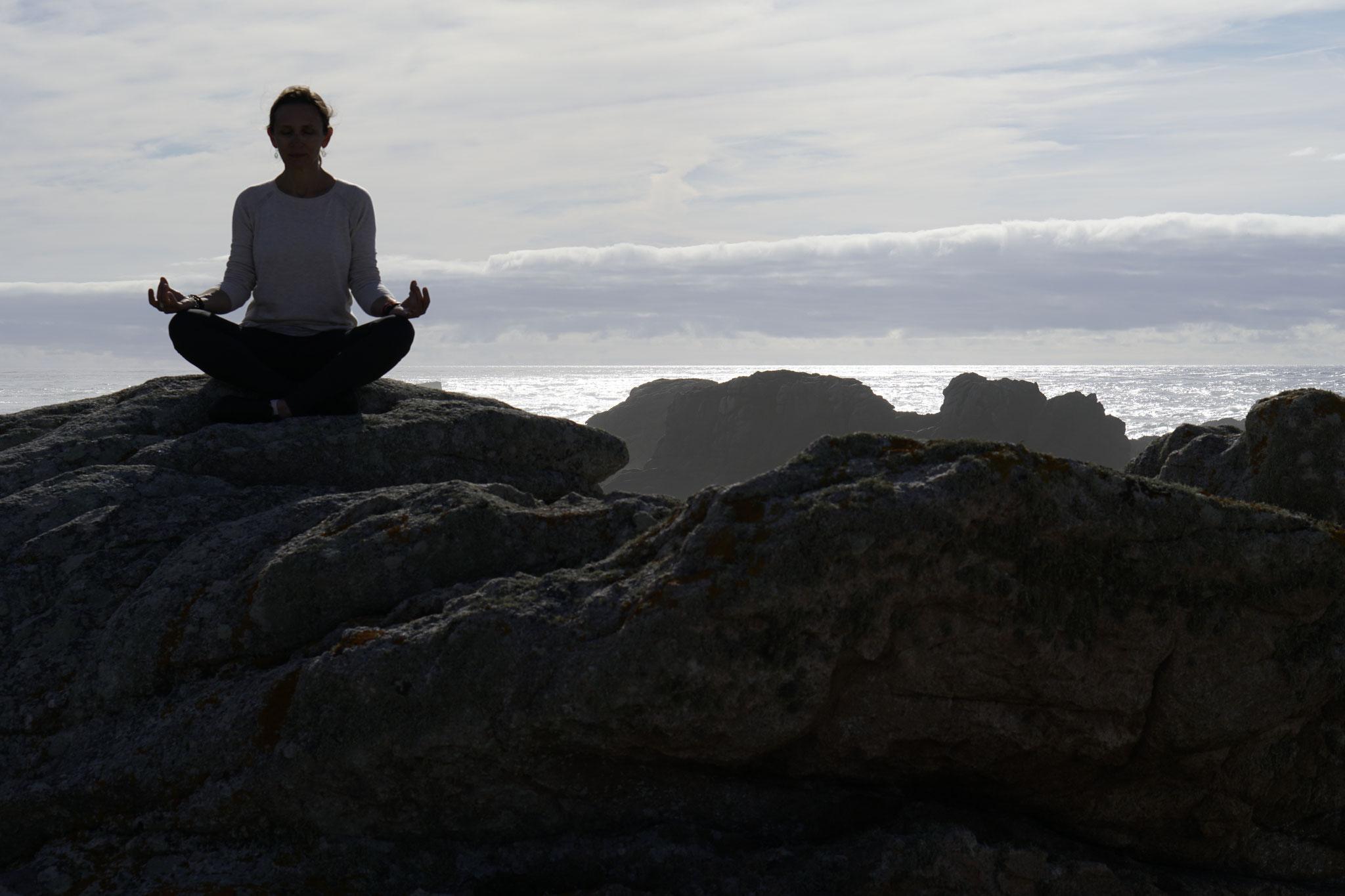 Une pause méditative... pourquoi pas. Essayez vous pouvez vous surprendre
