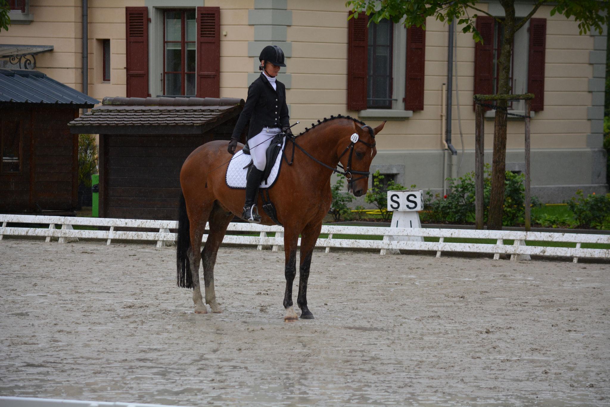 Domingo JP02/60 mit Eva Nydegger