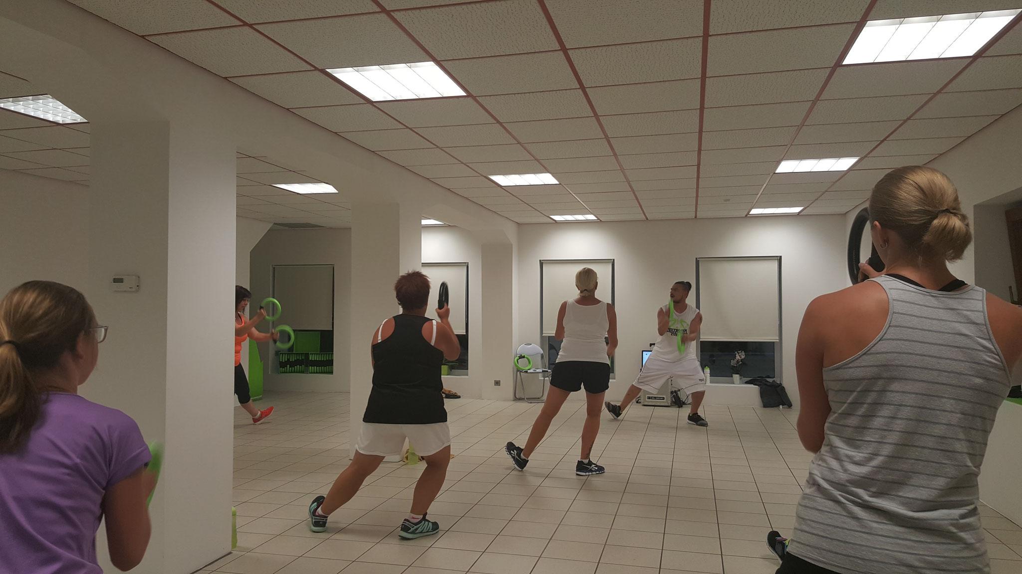 Fitness und Tanz mit smovey