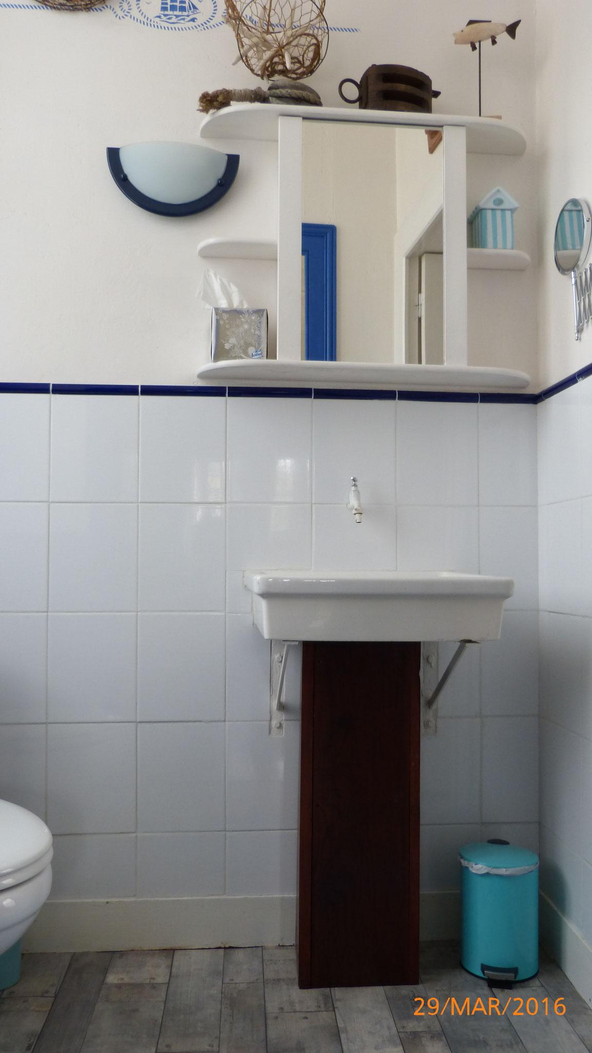 Chambre Marine Toilettes