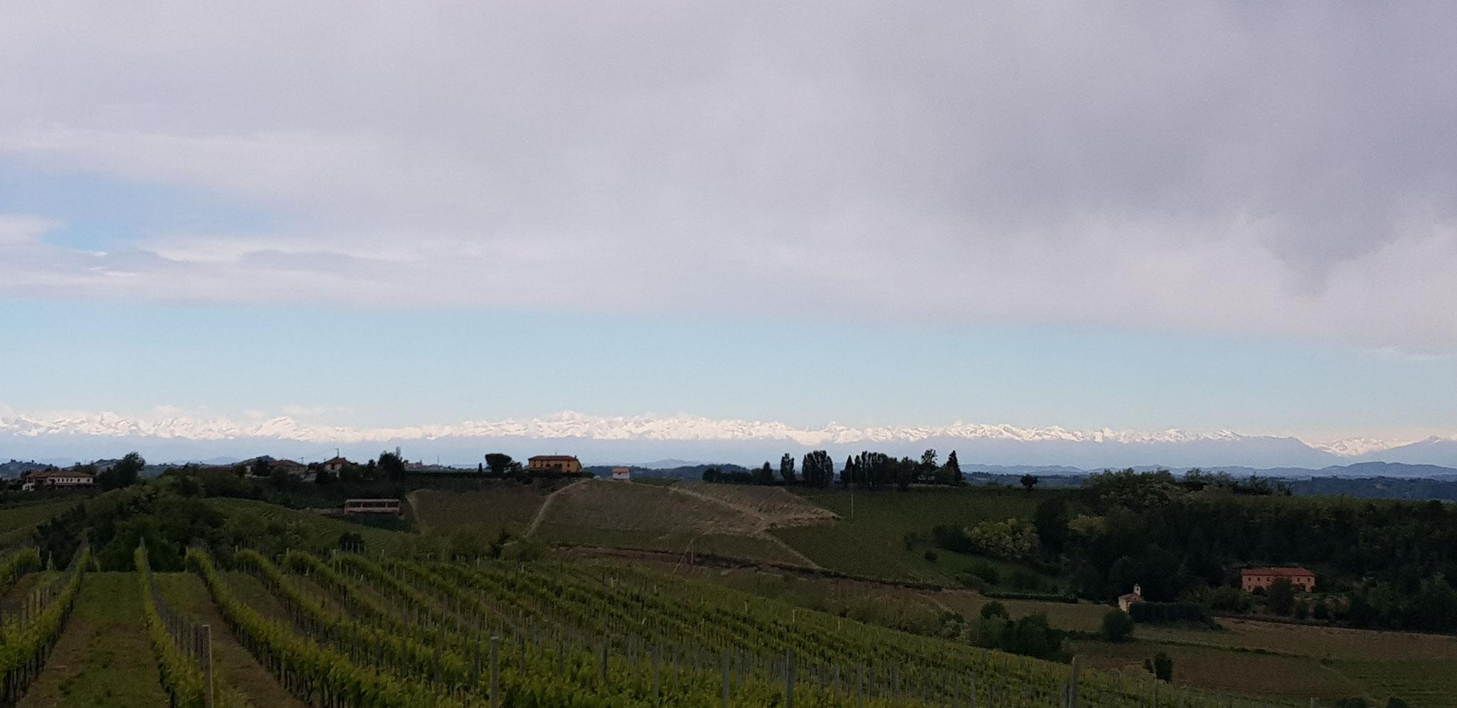 Den Alpenkranz muss man mit eigenen Augen gesehen haben