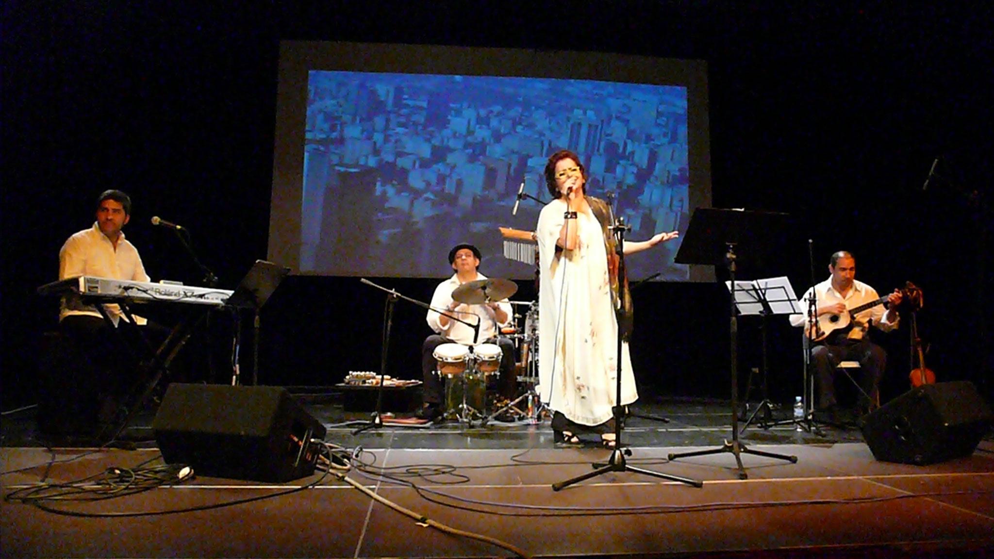 Nancy Toro - Bilbao  - Raimundo Nieves