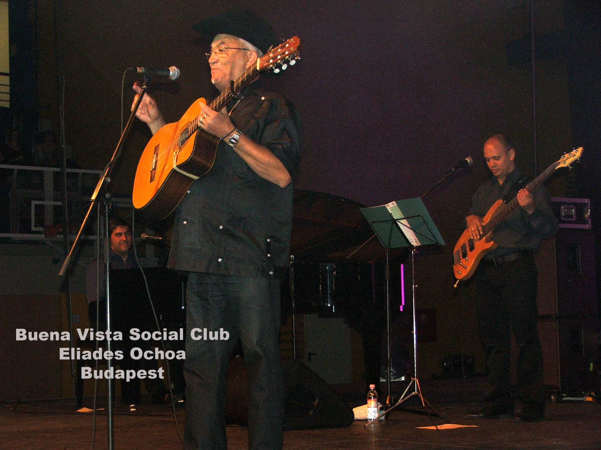 Buena Vista Social Club (Budapest 2005)  - Raimundo Nieves