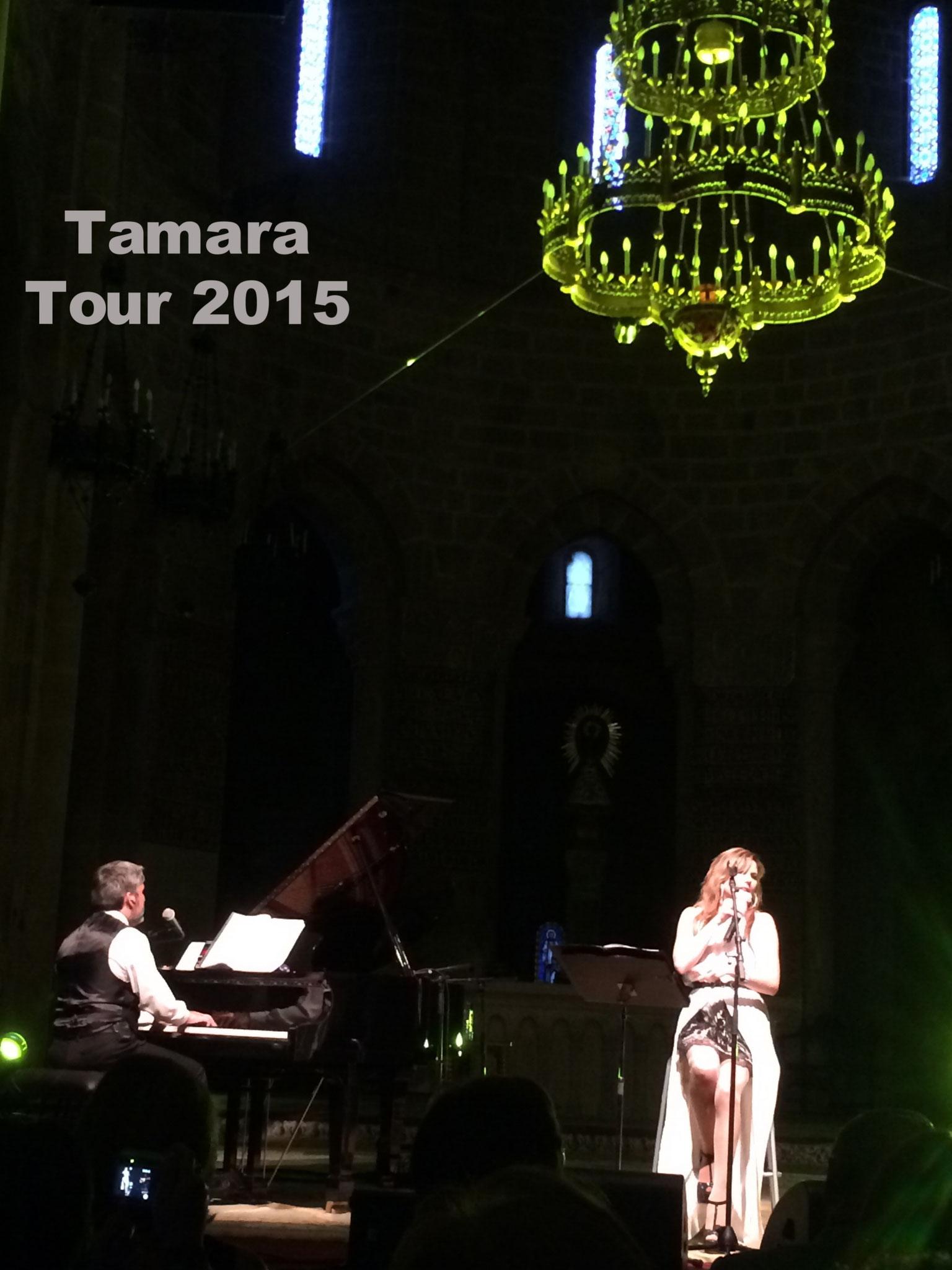 Tamara Tour 2015  - Raimundo Nieves