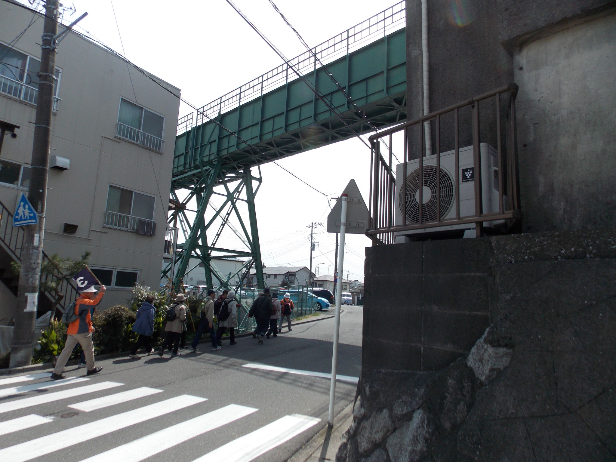 鶴ヶ峰水路橋