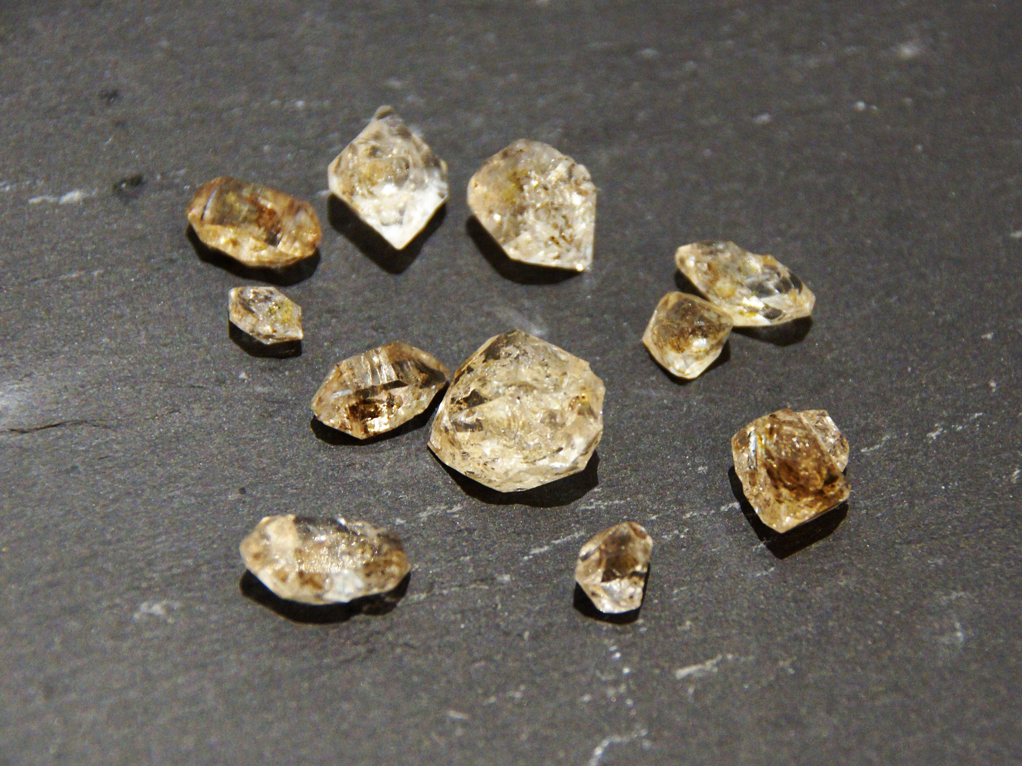 Herkimer Diamanten lose
