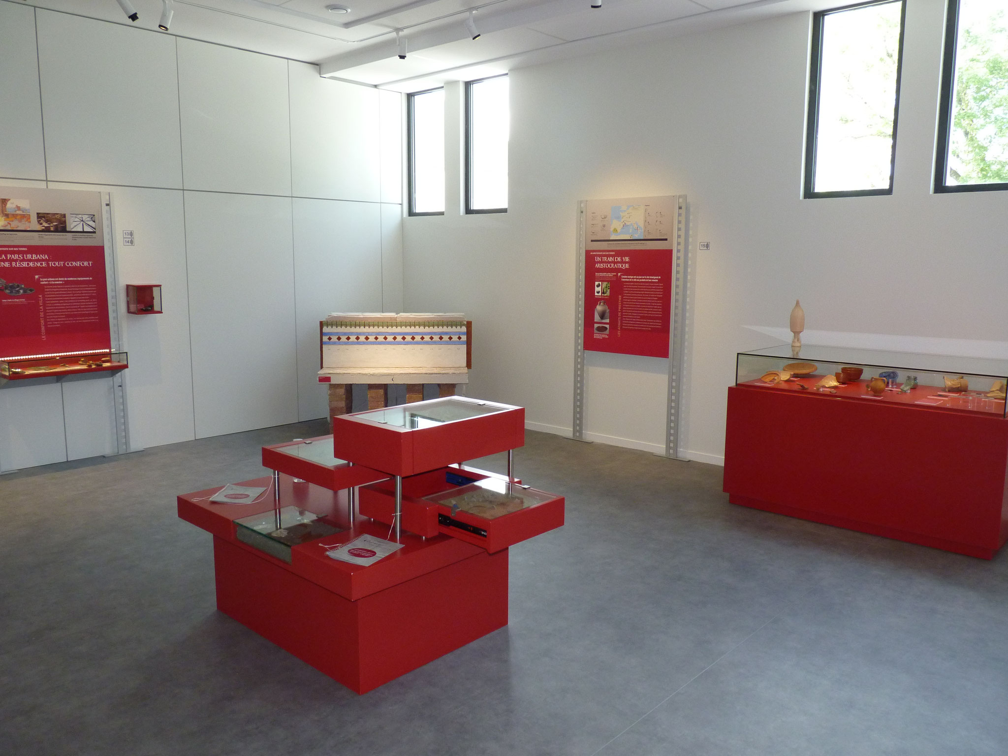 Musée gallo-romain- Claracq - Tourisme Nord Béarn Madiran