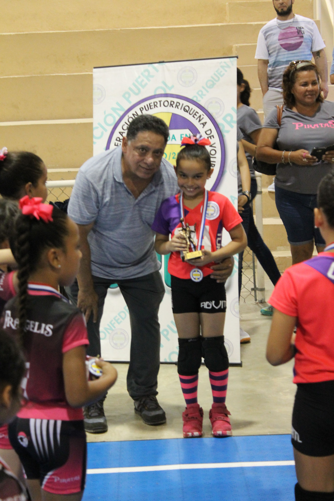 NOELAIRYS BLANCO MVP 2016 CATEGORIA 7 -8 AÑOS