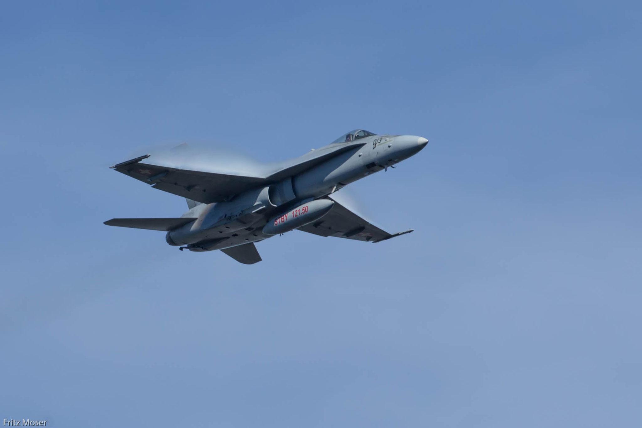 F 18 Hornet Siss Air Force