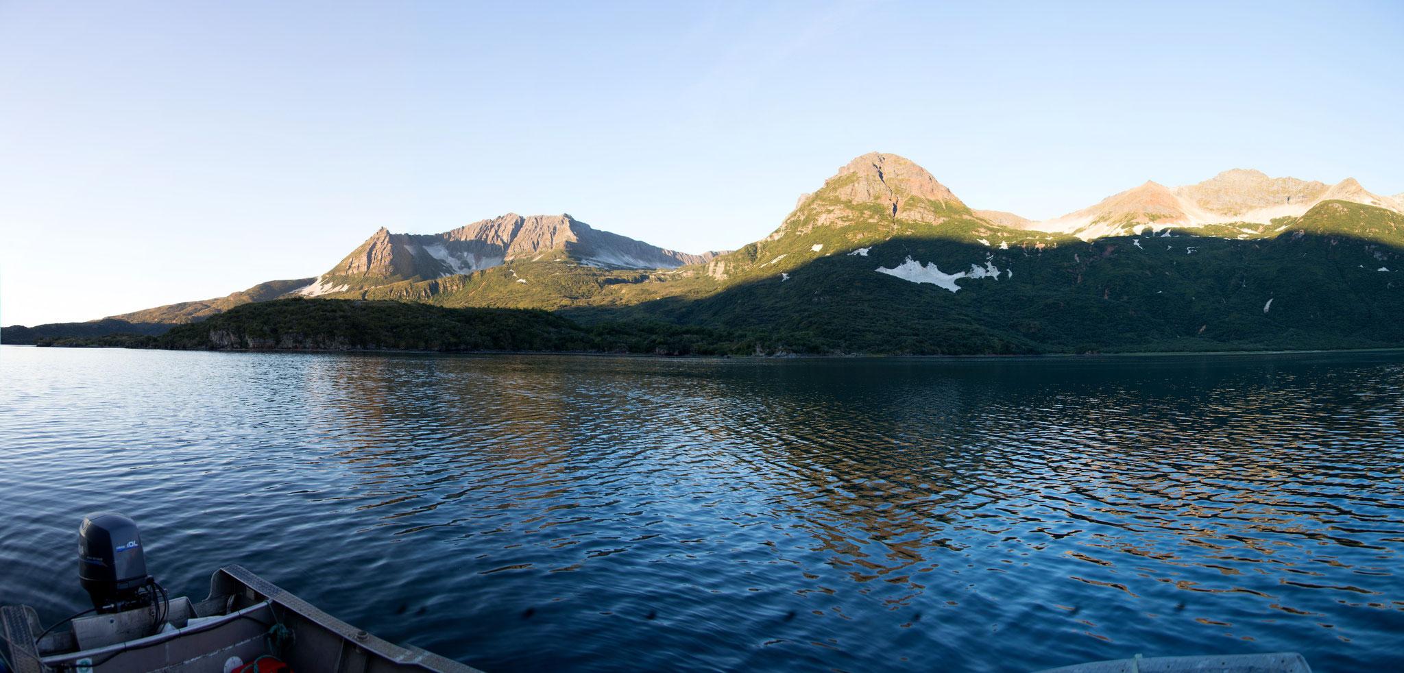 A Bay in Alaska