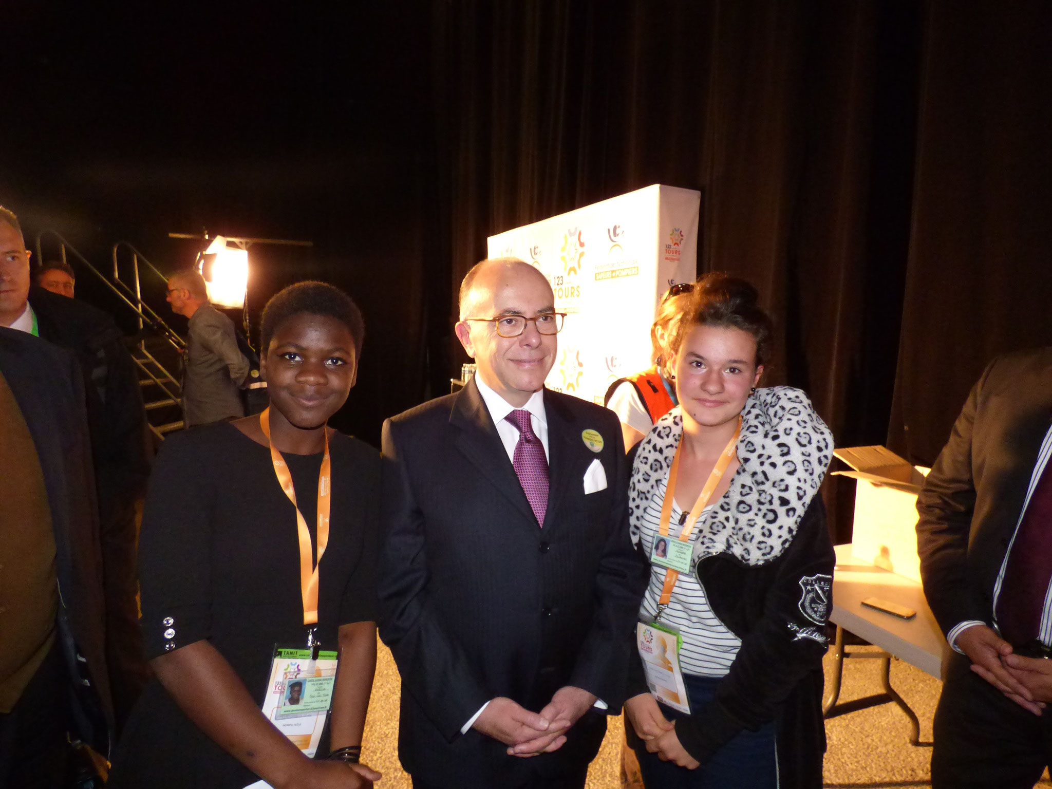 Interview de Mr Cazeneuve