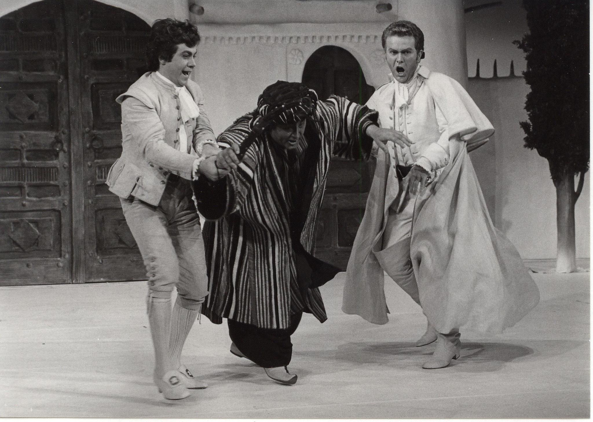 """als Belmonte in """"Die Entführung"""" von W. A. Mozart"""