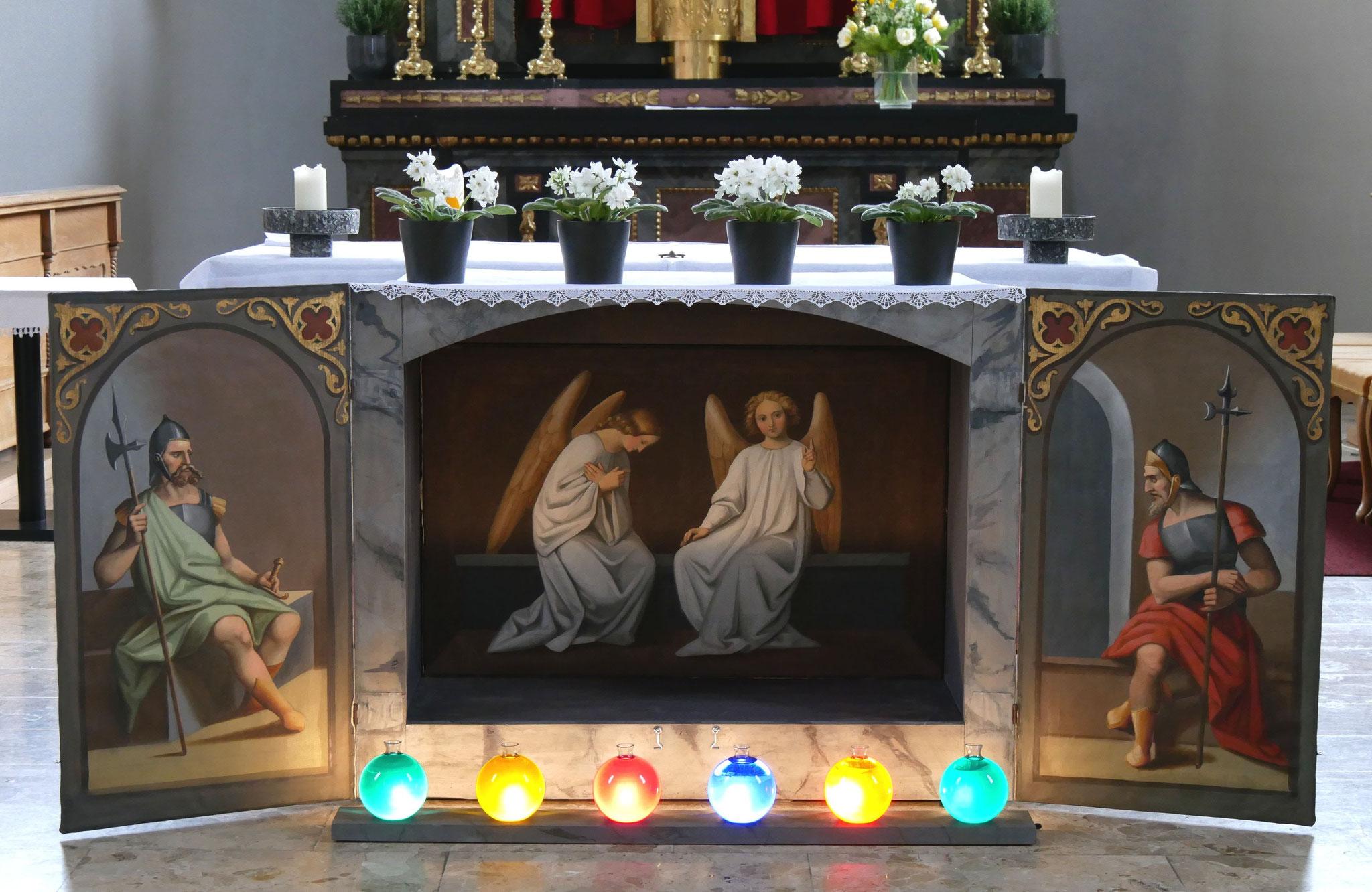 Heiliges Grab in Hohenweiler / Leiblachtal