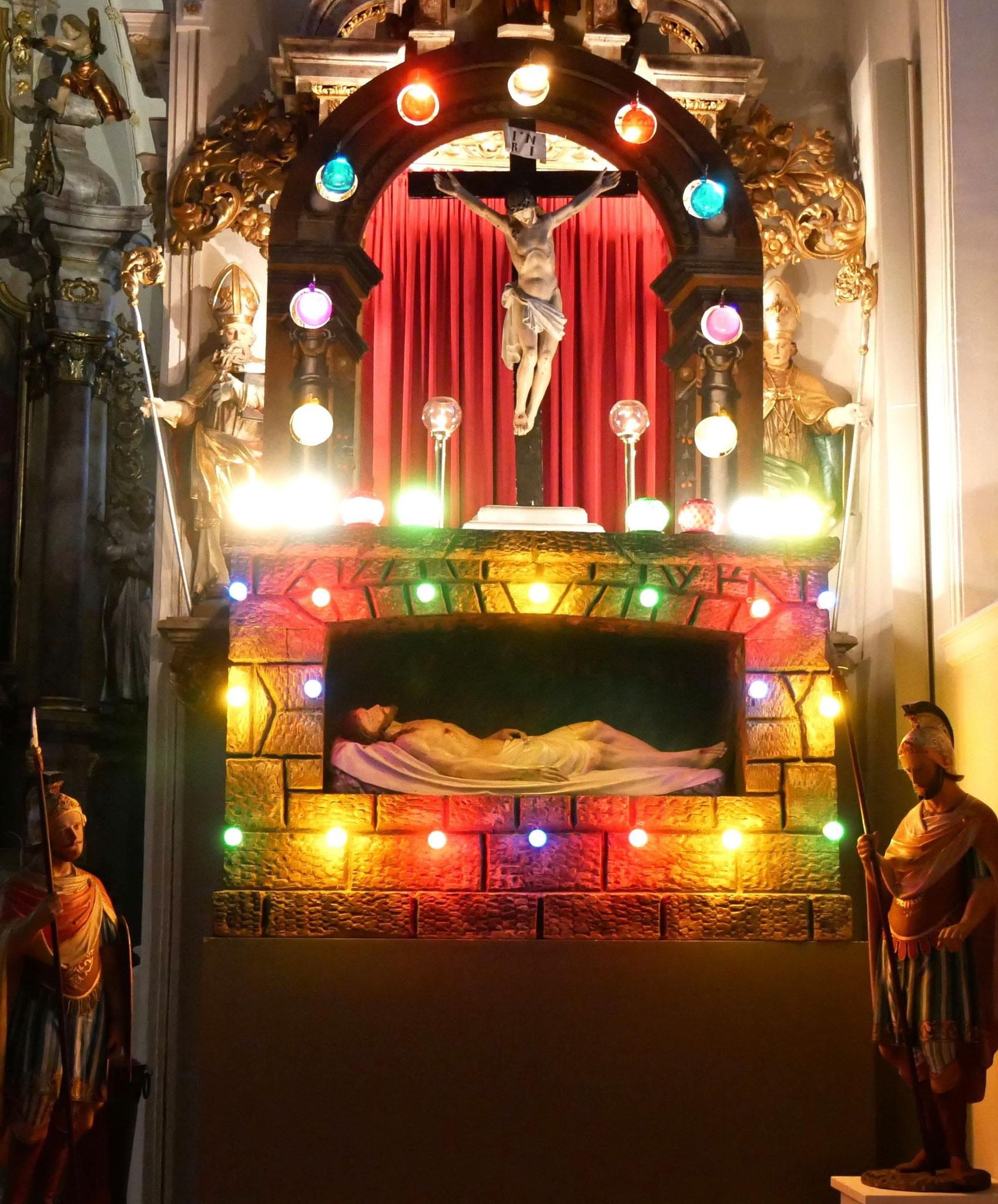 Heiliges Grab in Schoppernau - Bregenzer Wald