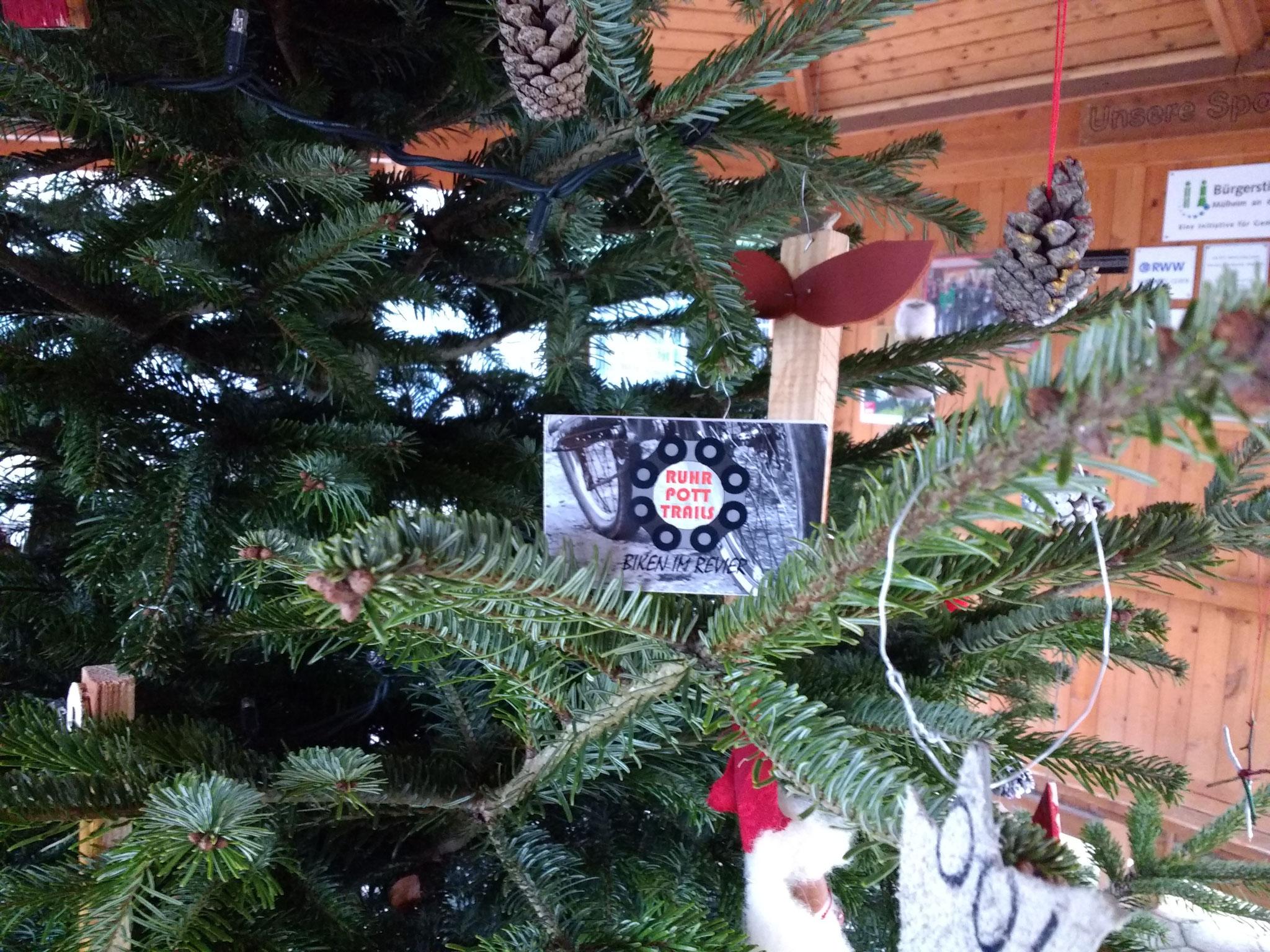 Sieht nicht nur am Weihnachtsbaum gut aus...