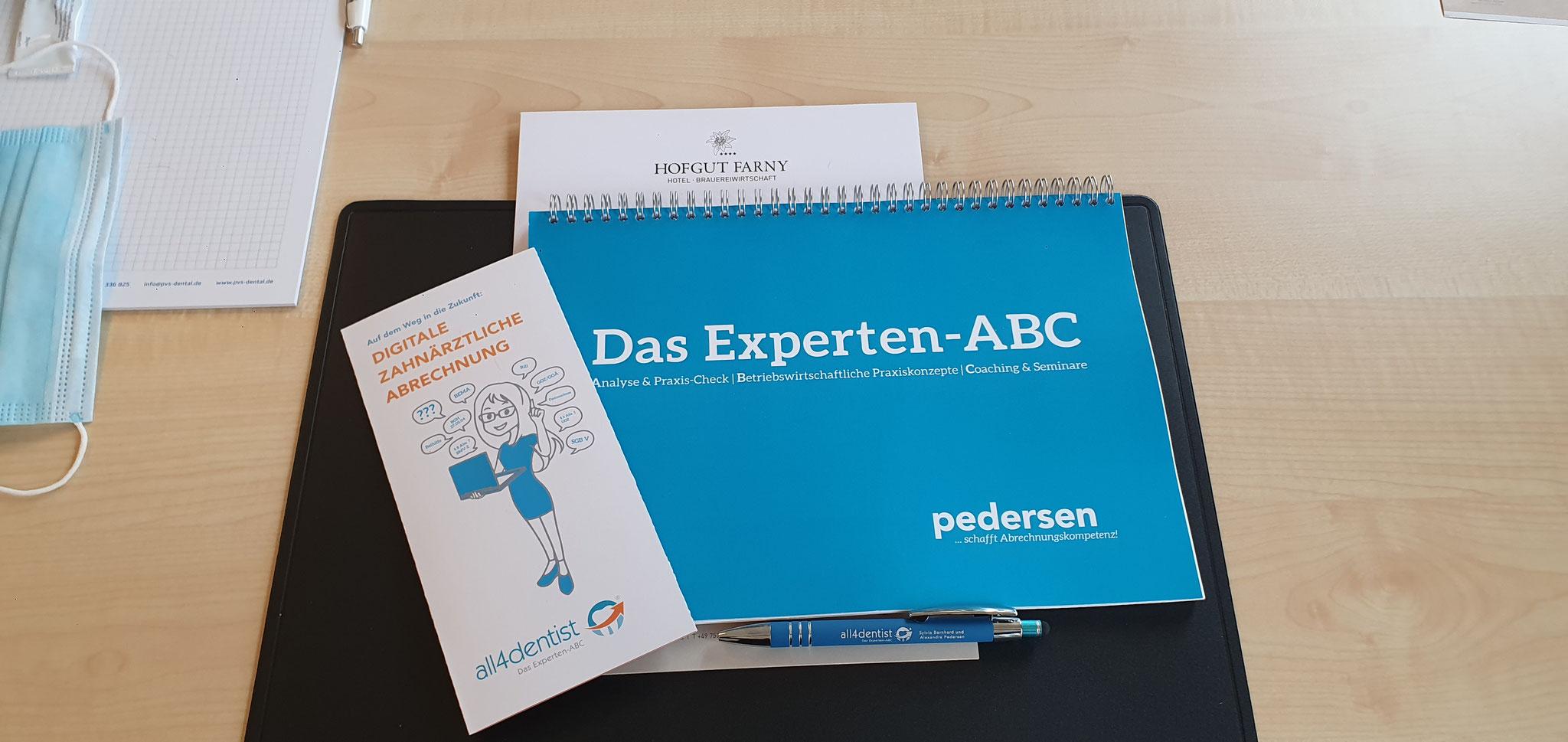 Das Experten ABC -  Alexandra Pedersen--> Pedersen Expertenwissen