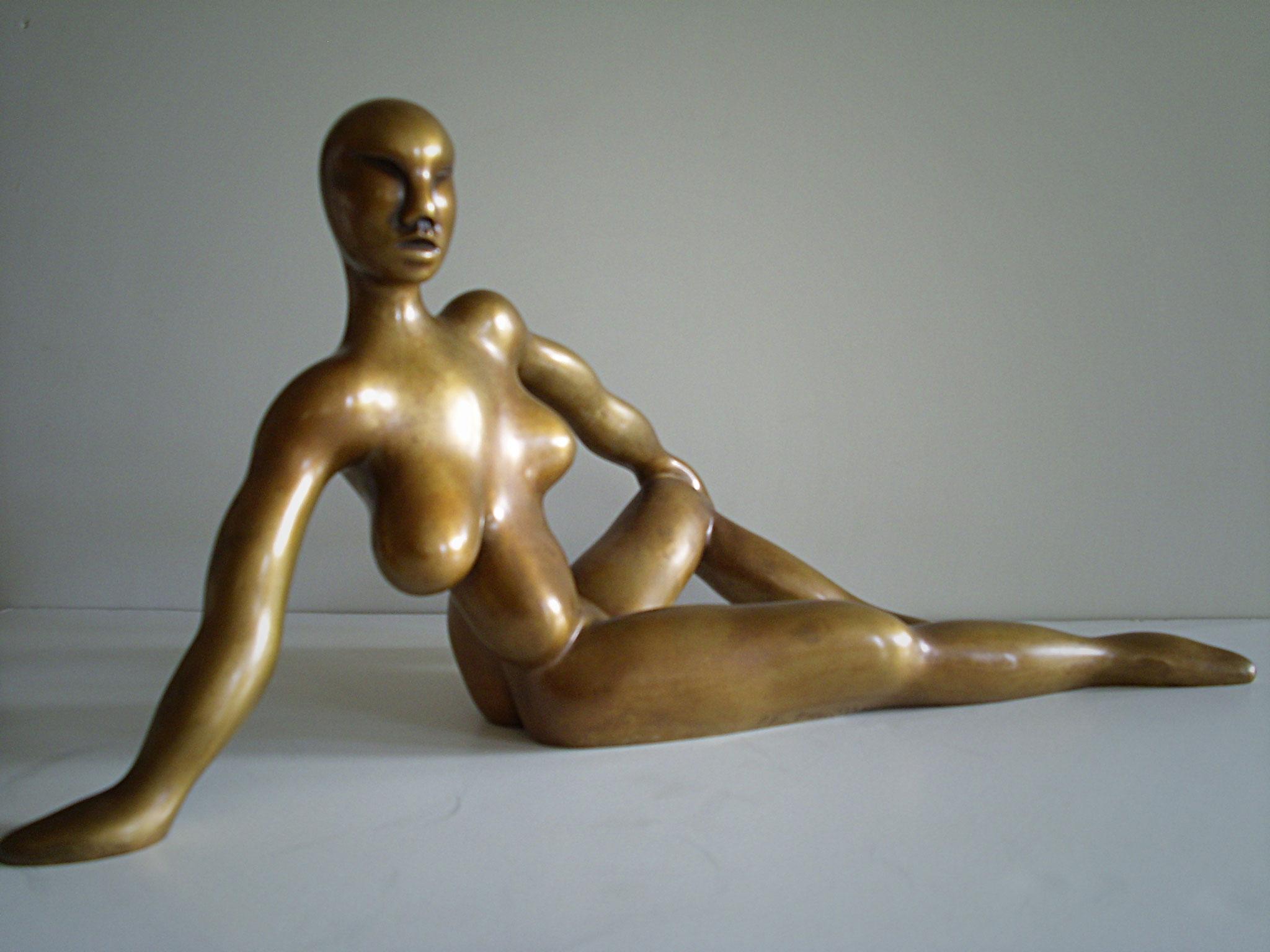 Außerirdische, Bronze - bronce