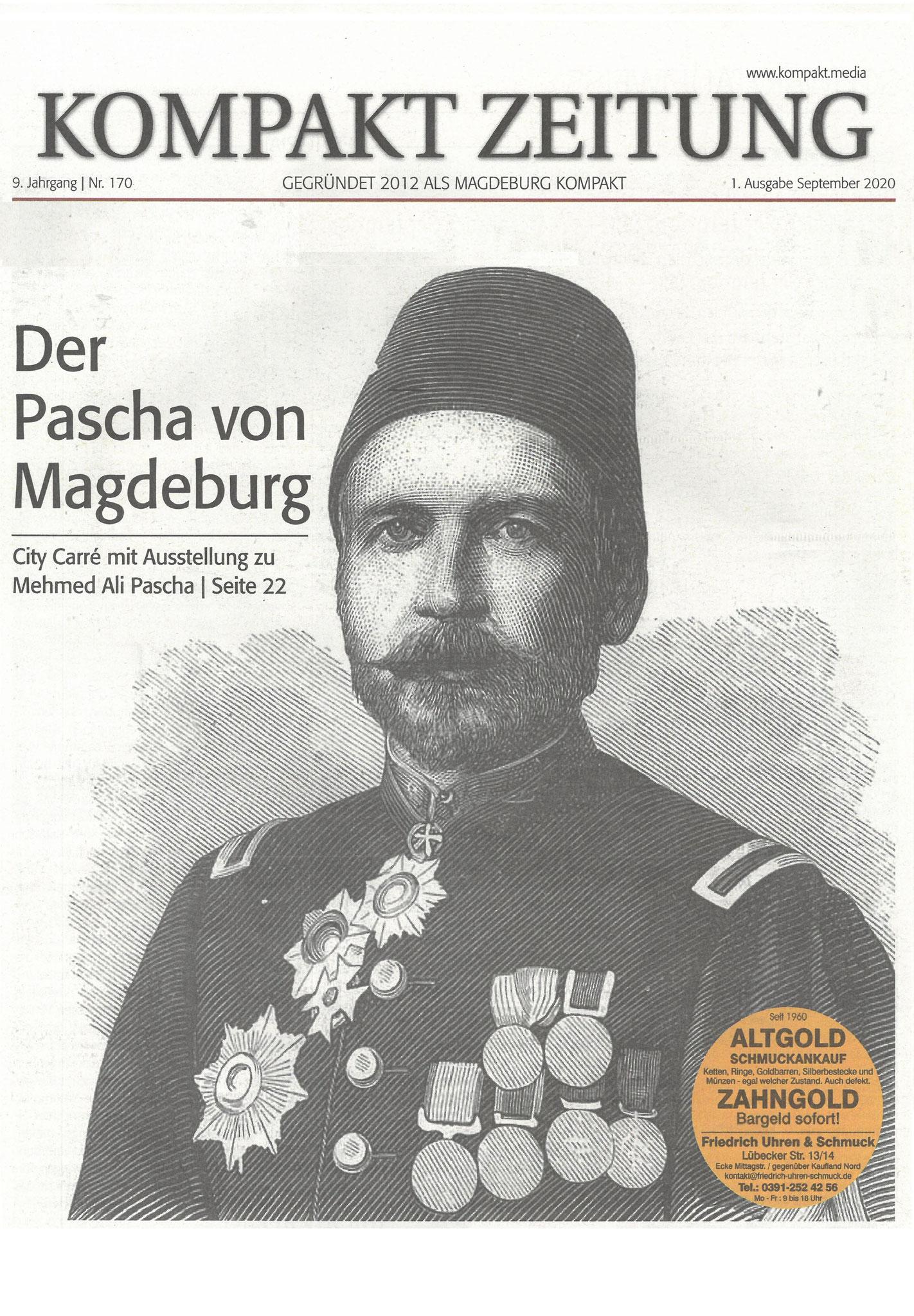 Magdeburg Kompakt (1. Ausgabe September 2020)