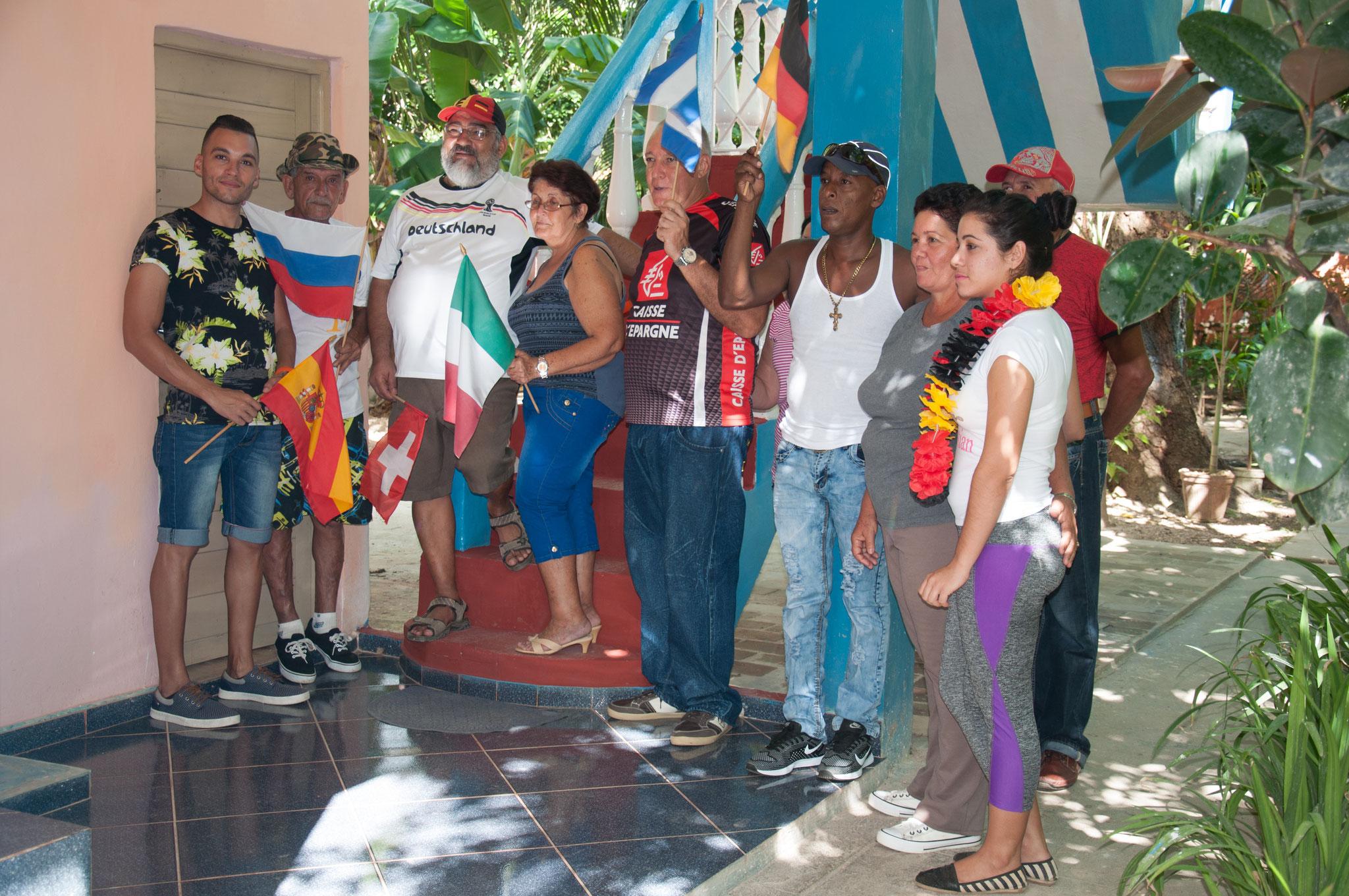 Inauguración: Le damos la bienvenida