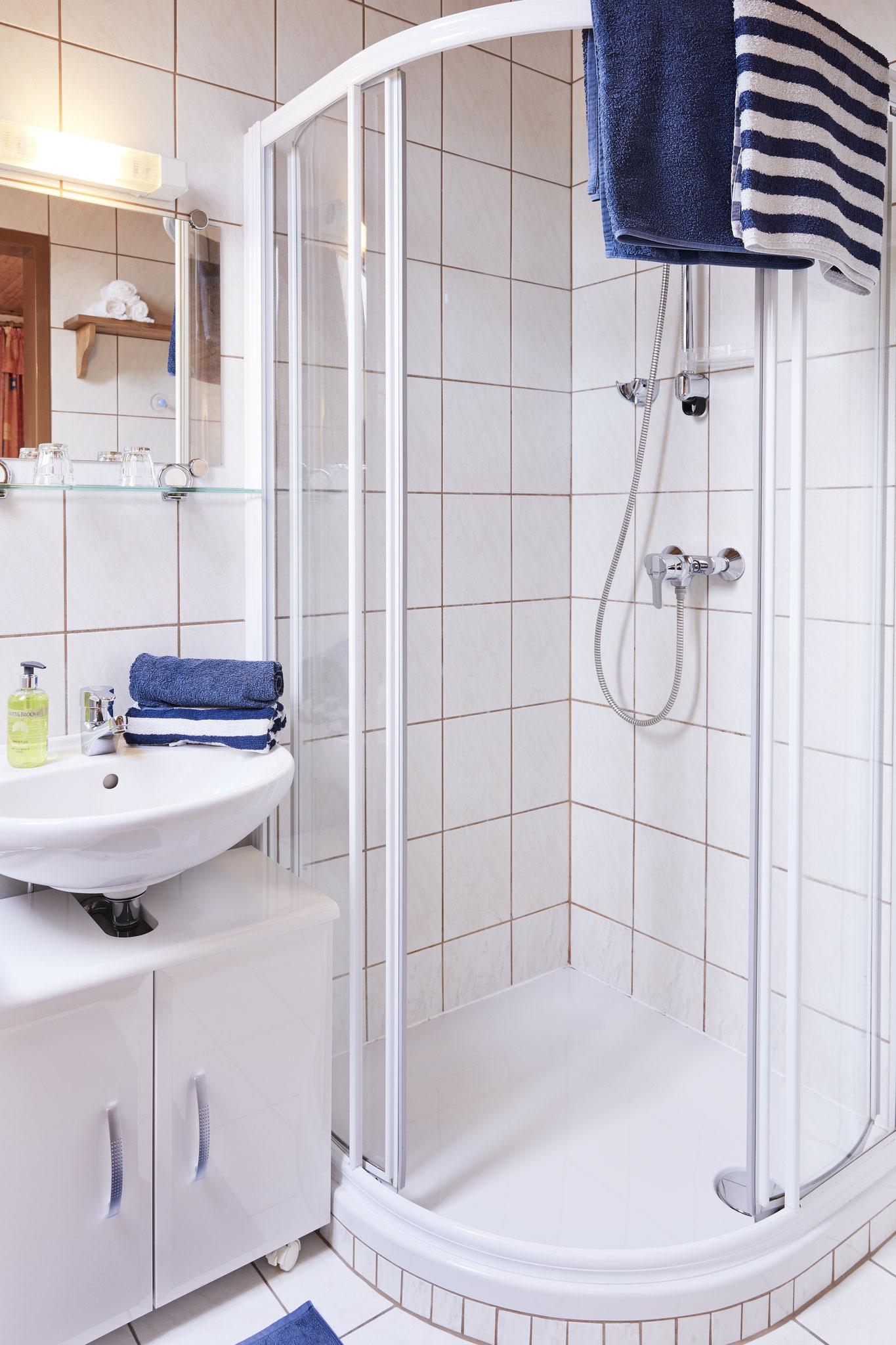 Badezimmer (Zimmer Nr. 3)