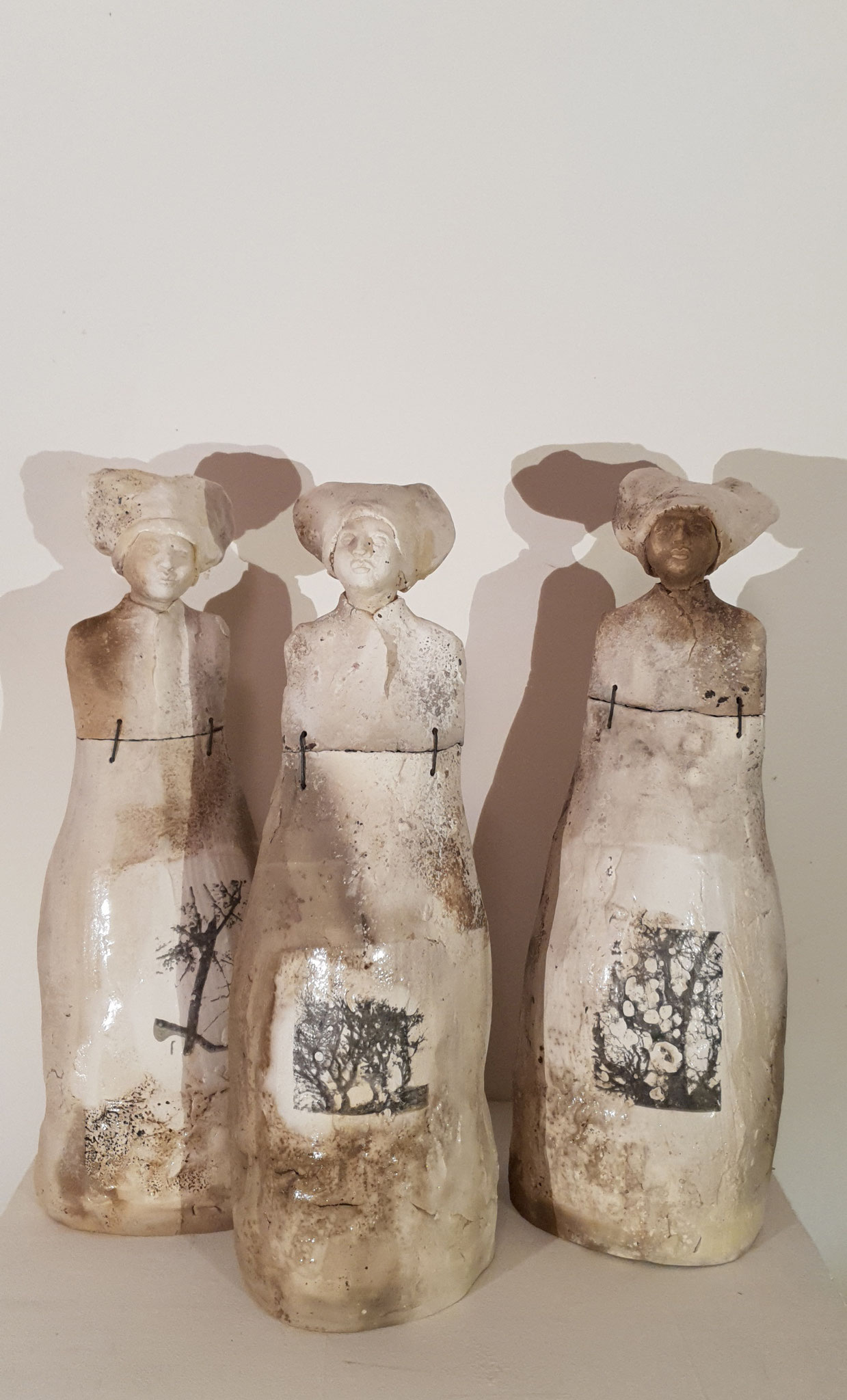 Anne Guerrin   Sculptrice terre
