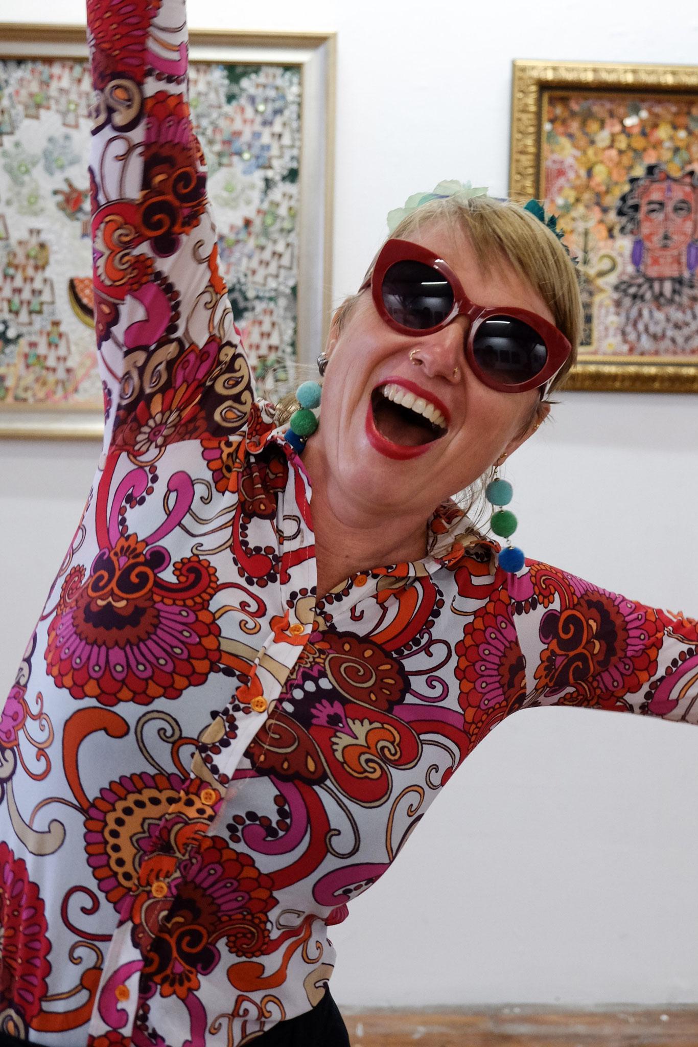 Marie Pourchot | Art textile
