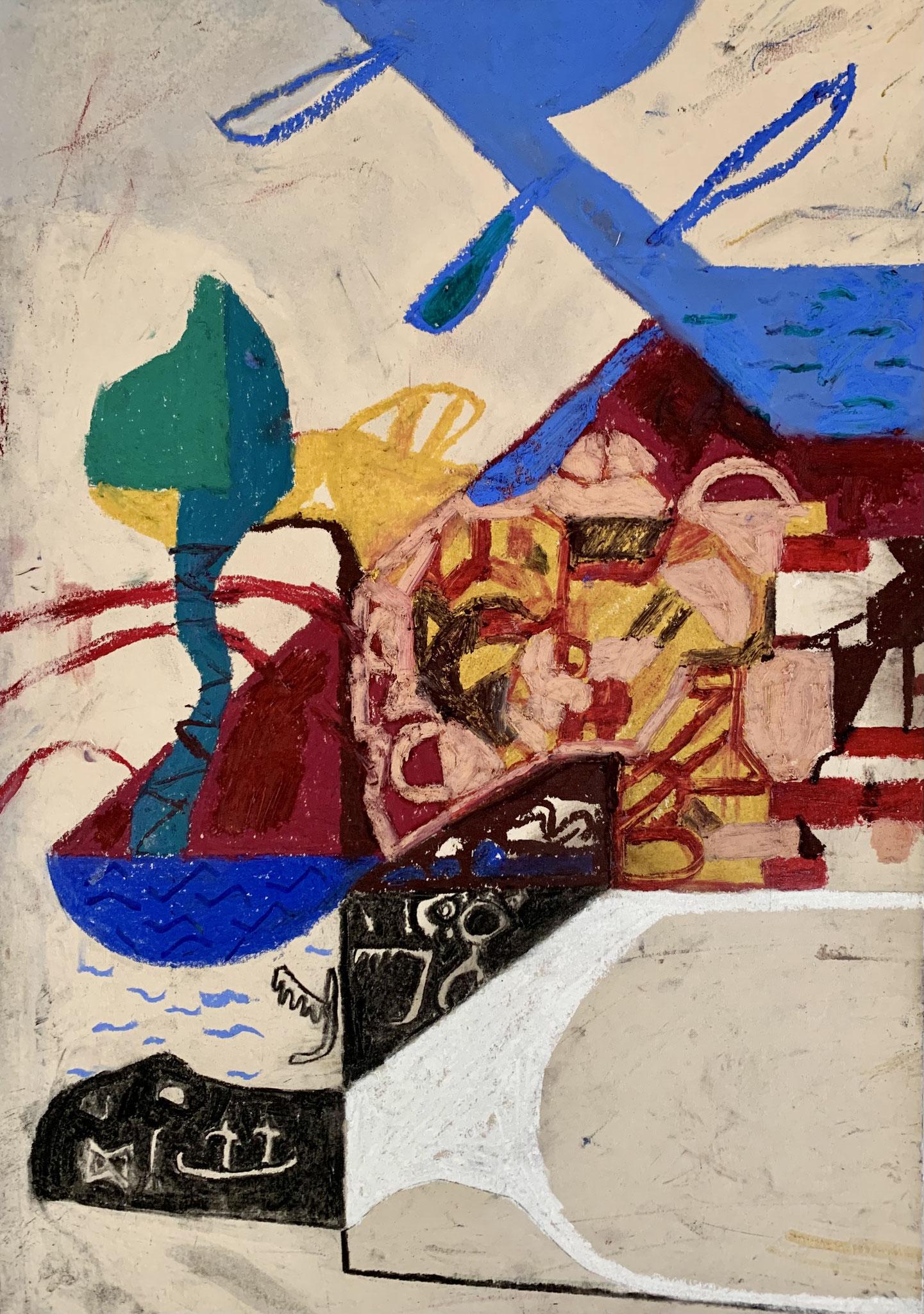 Abel Burger - Artiste peintre