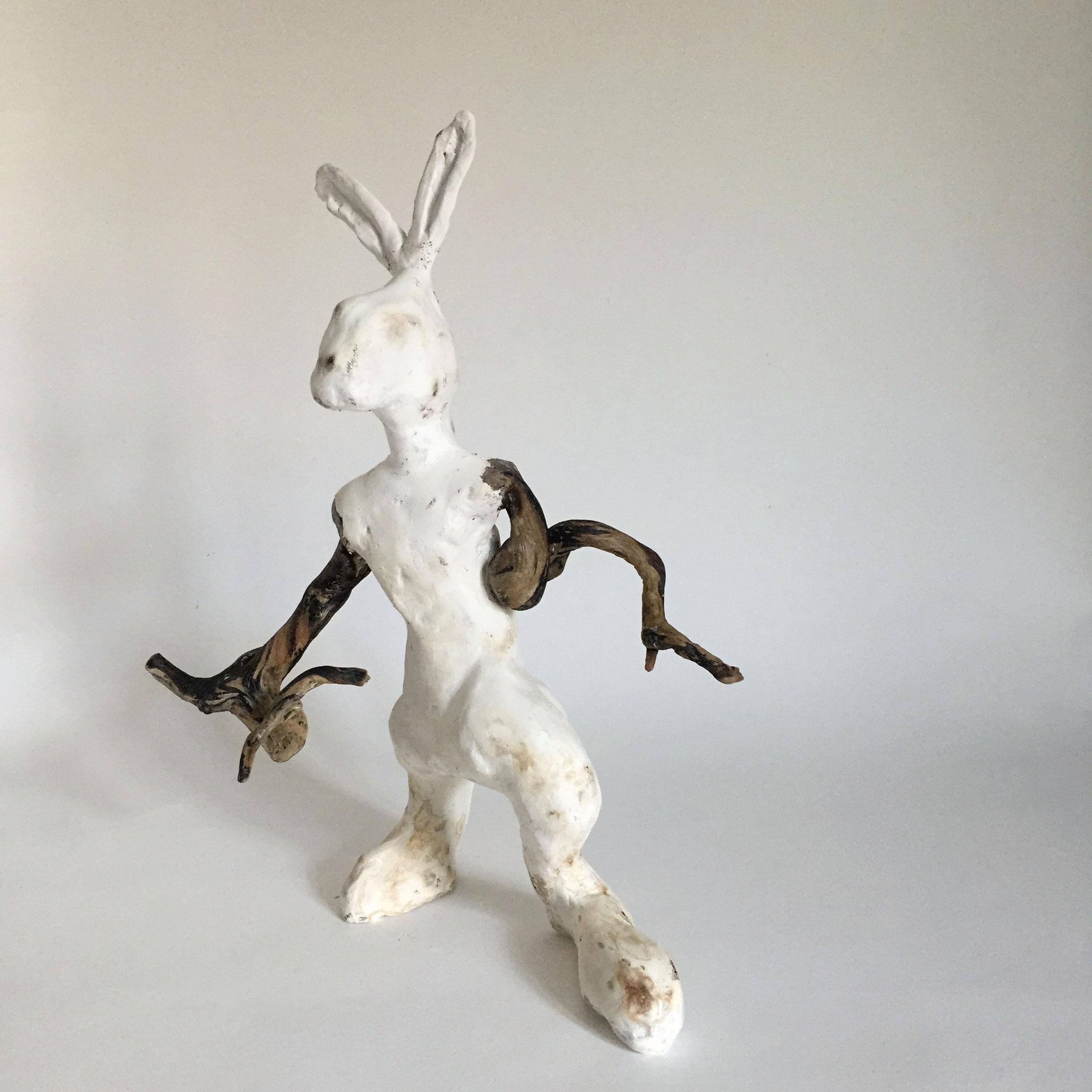 Suzie Chaney   Sculptrice plâtre