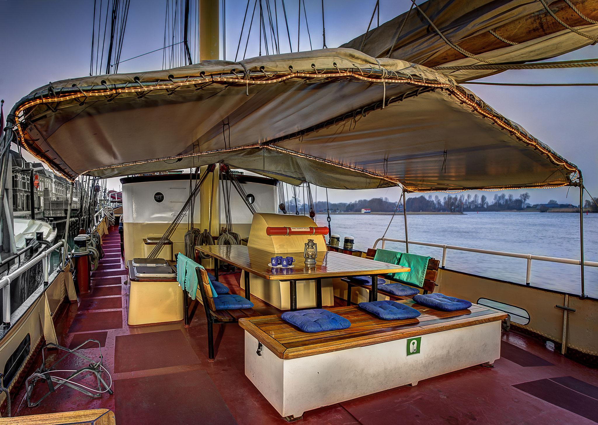 Segelschiff Swaensborg