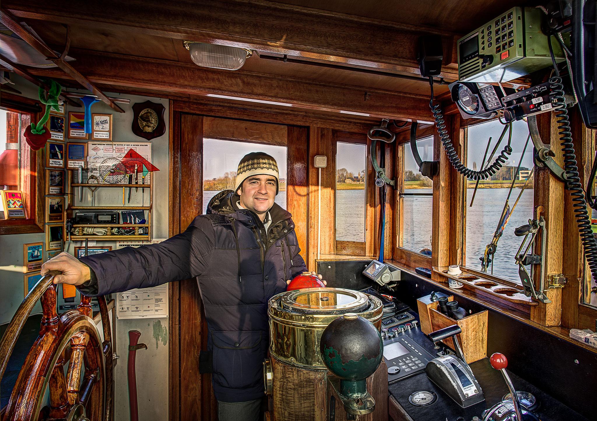 Segelschiff Swaensborgh