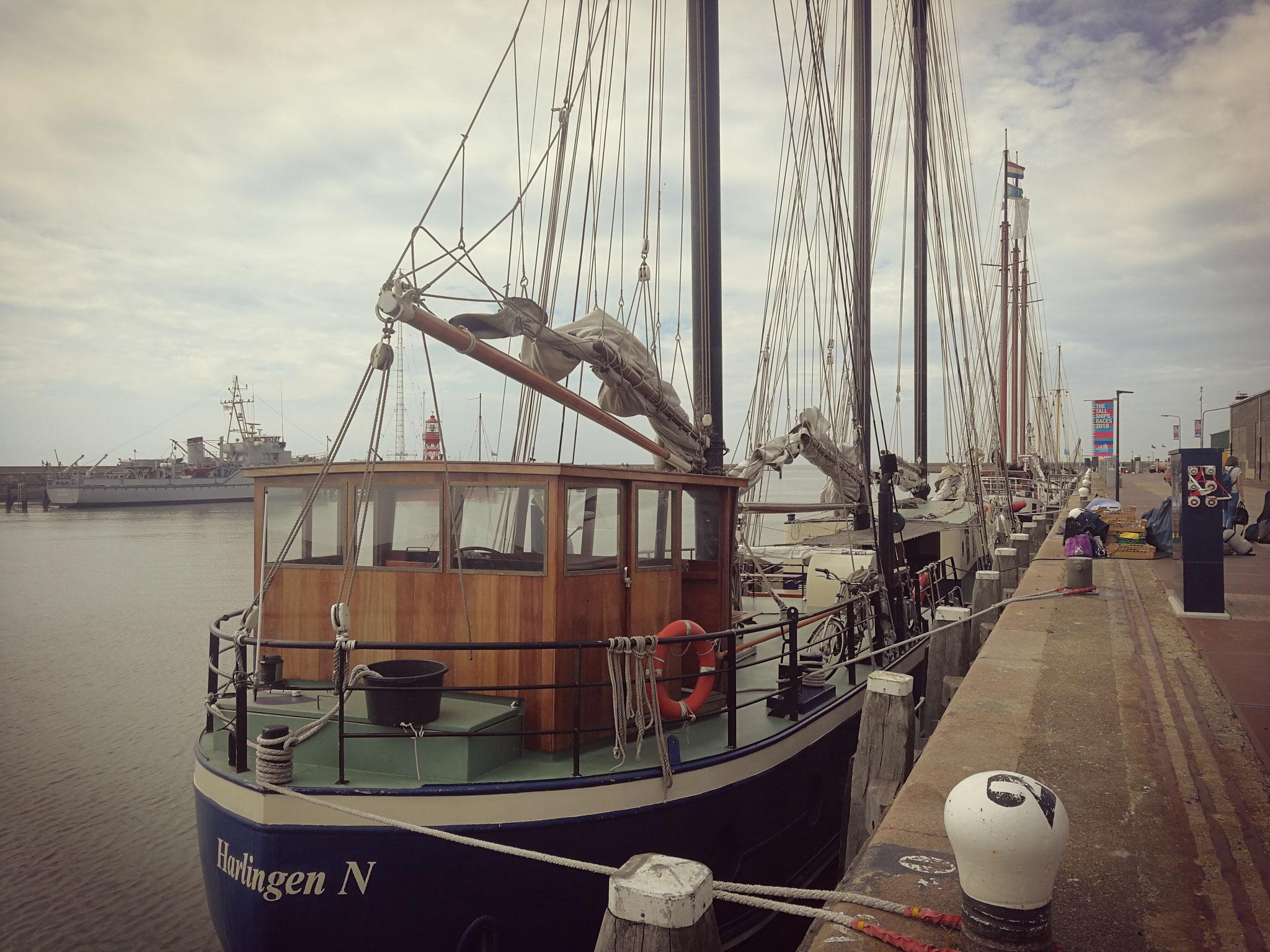 Segelschiff Noorderlicht