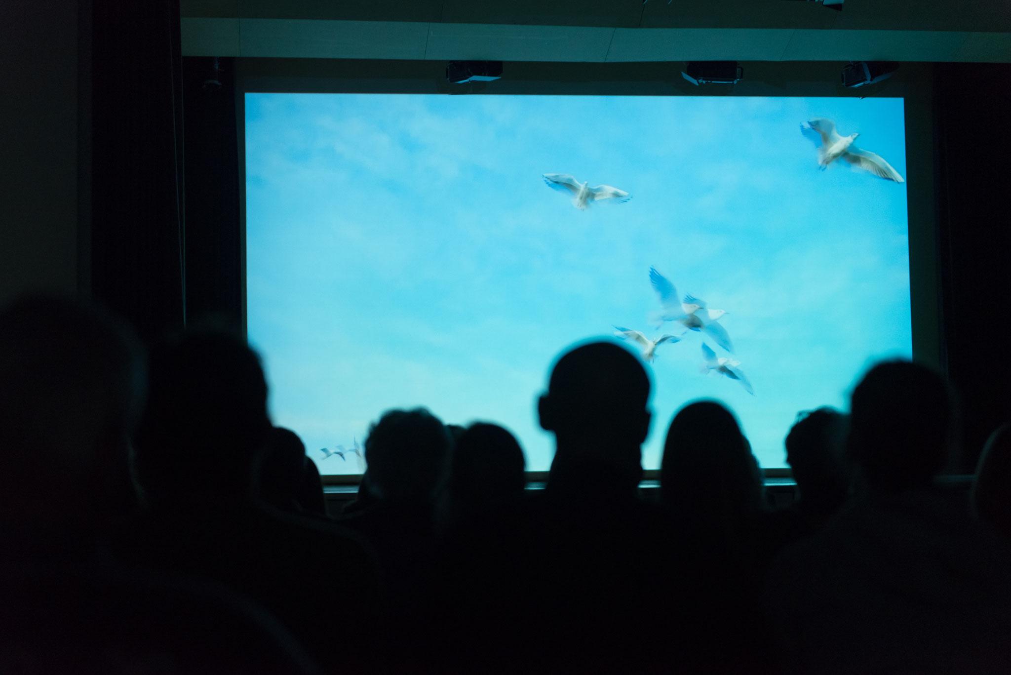Dem Himmel zu nah - Filmausschnitte