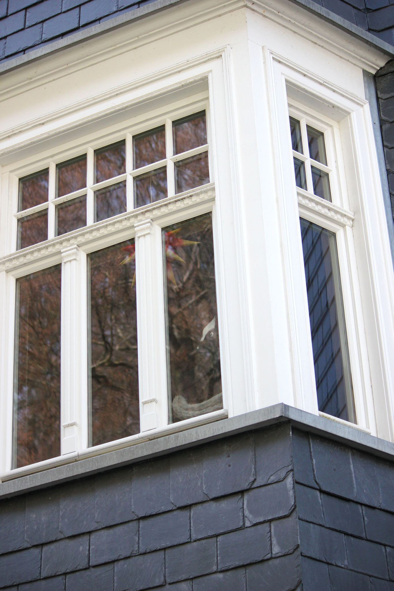Holzfenster im Denkmalschutz der Schreinerei Wilden GmbH