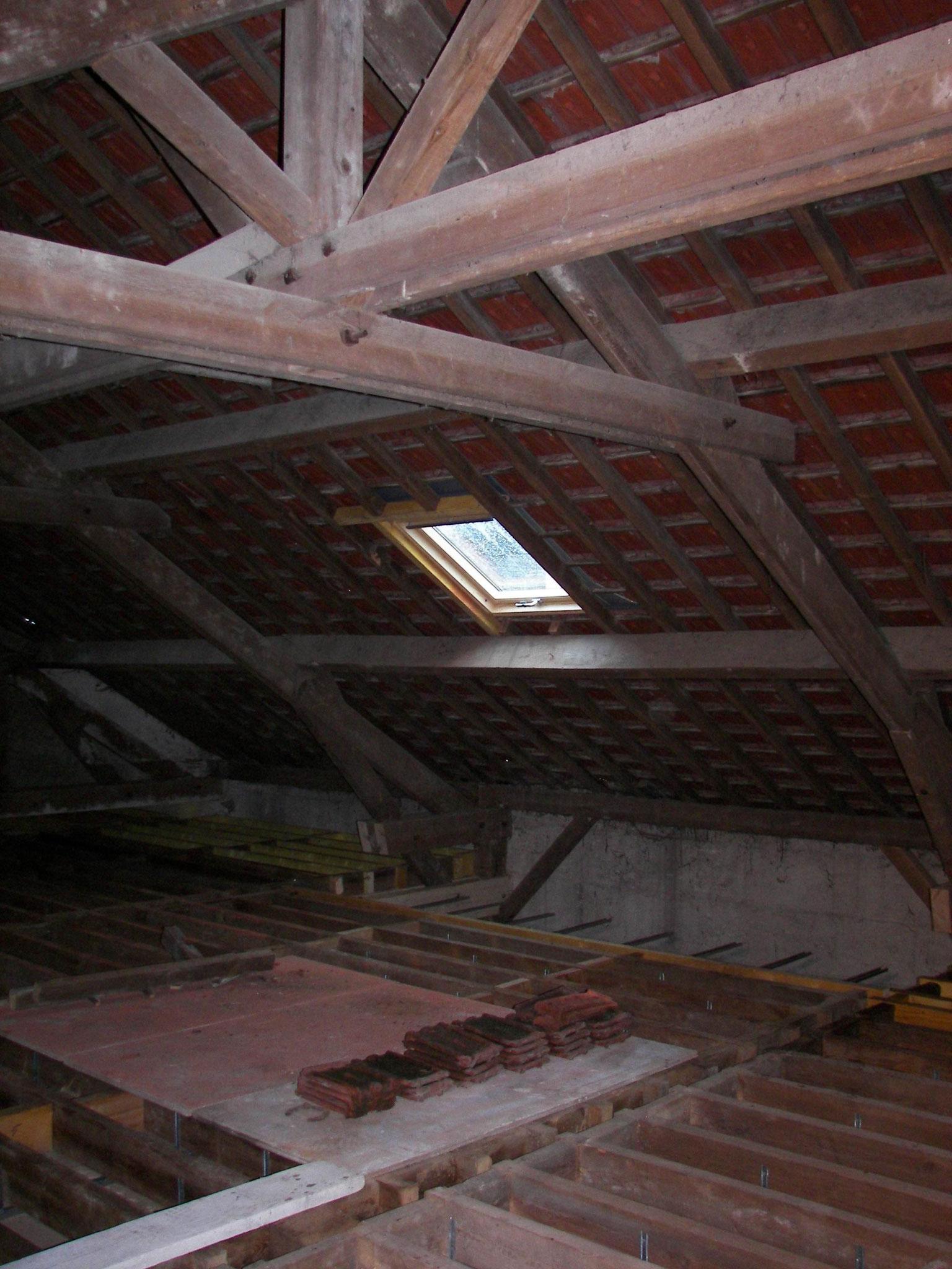 L'étage (1/3).