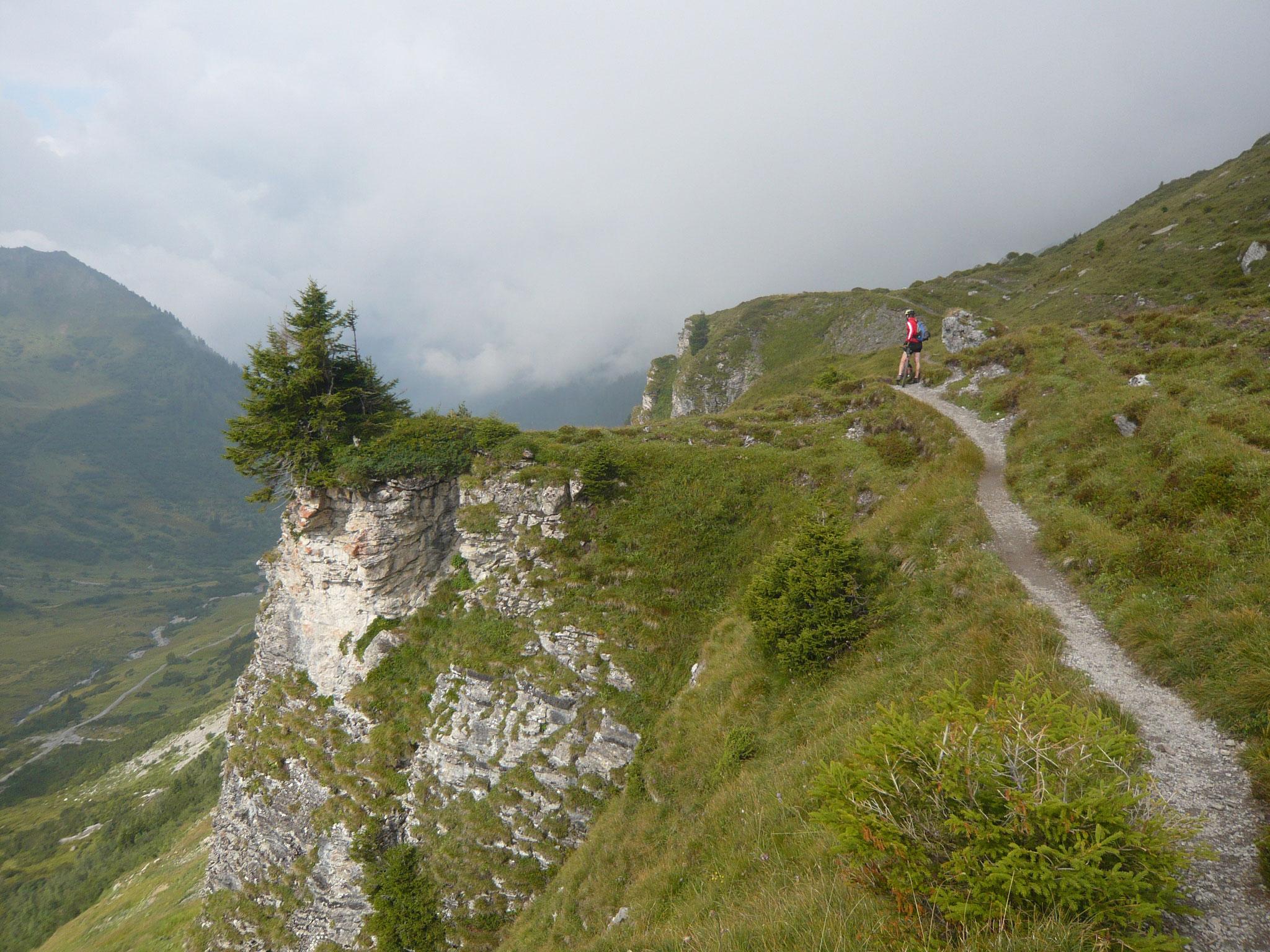 Lünersee - Schesaplanahütte - Landquart GR 1.9.2013