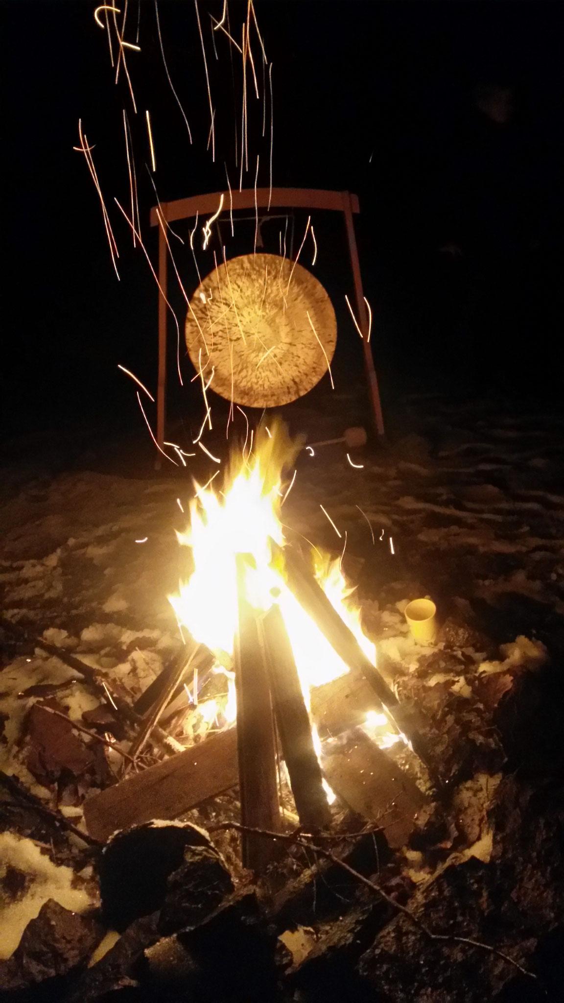 Wintersonnenwende-Ritual