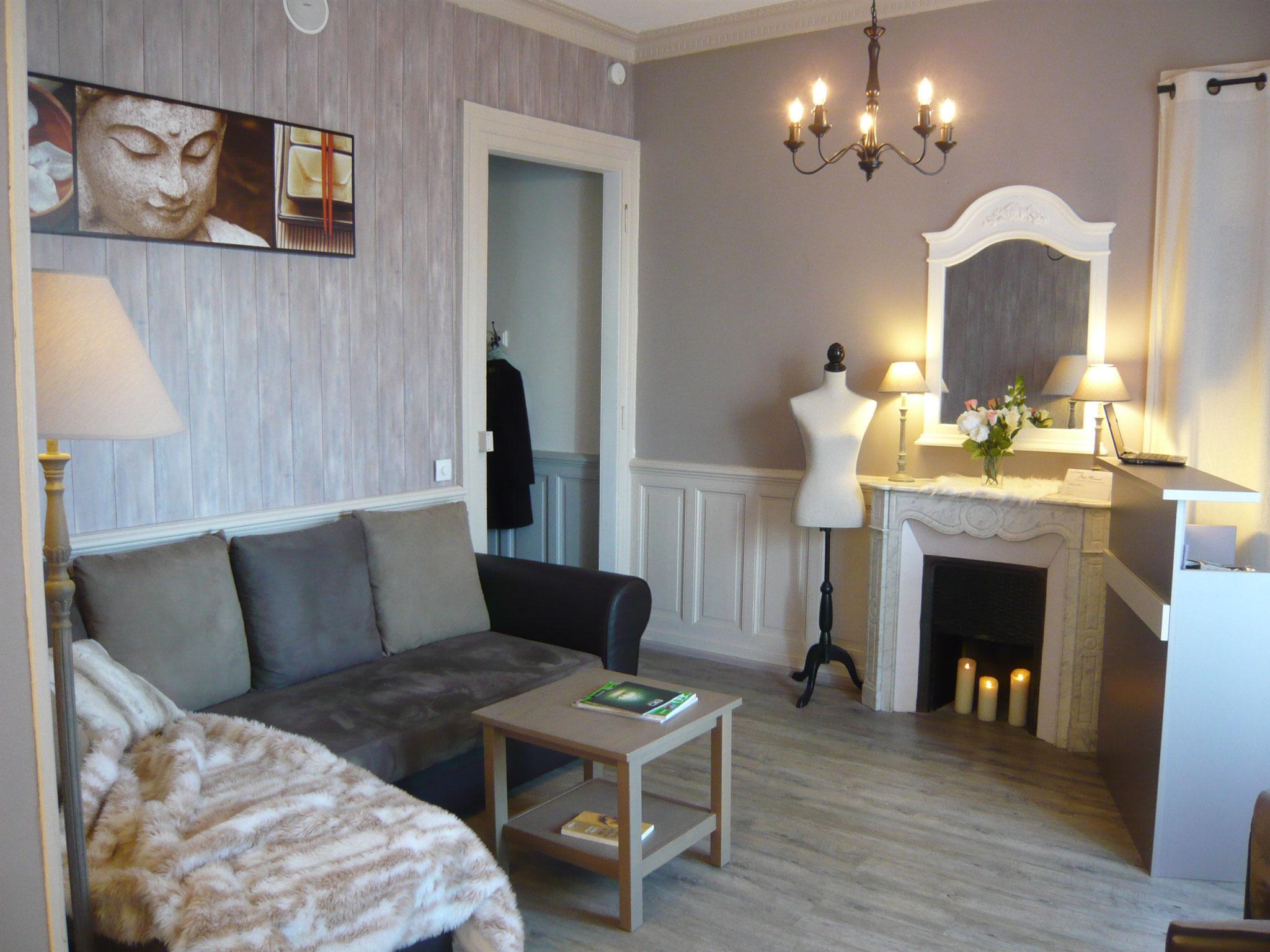 Salon de coiffure à Aix les Bains - Elodie Brossard